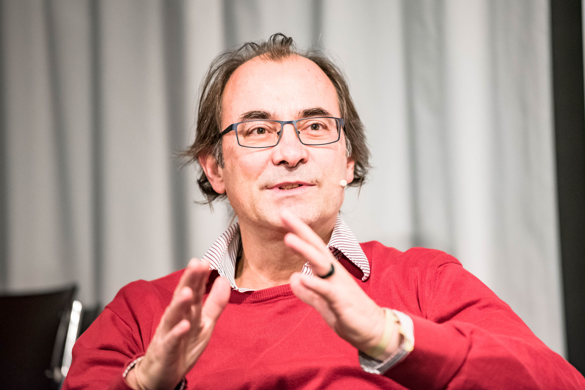 Andreas Nufer (Pfarrer Heiliggeistkirche Bern)
