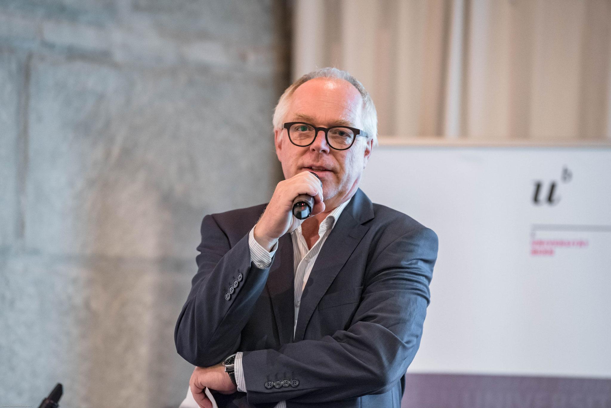 Thomas Göttin (Directeur du Forum politique Berne)