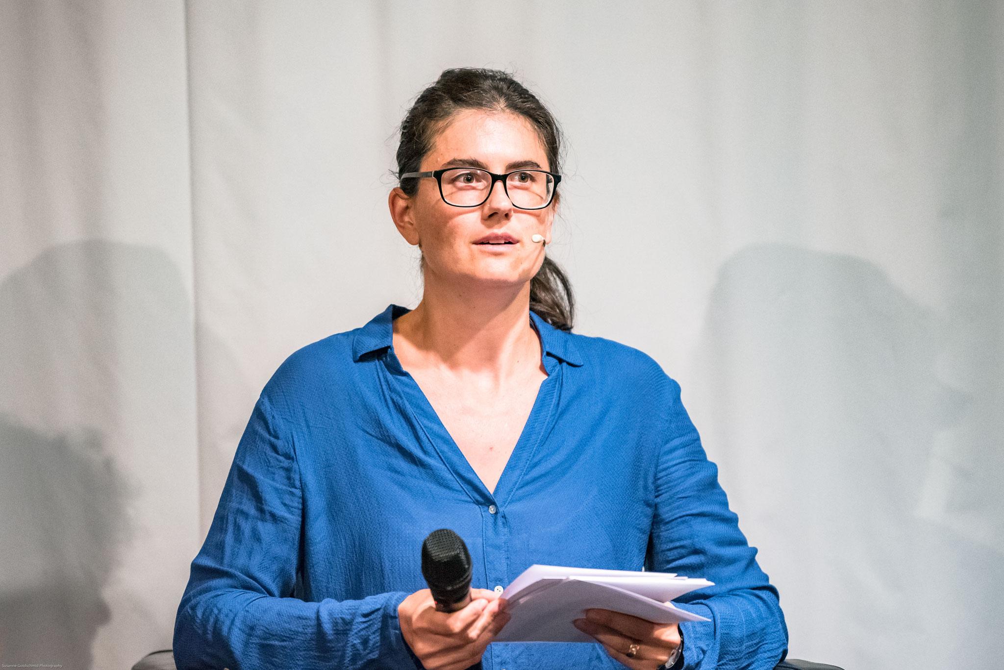 Lisa Stalder (Journaliste)