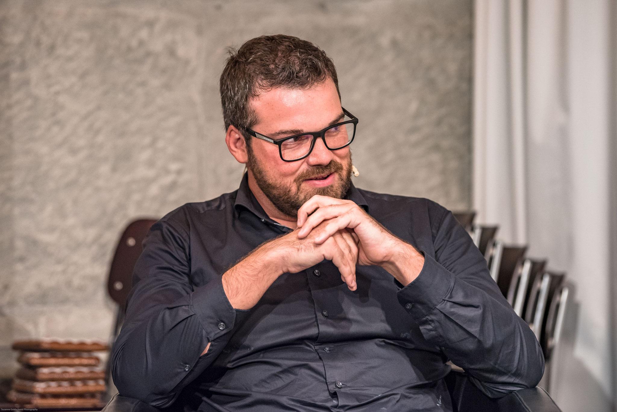 Tom Berger (Stadtrat Bern FDP)