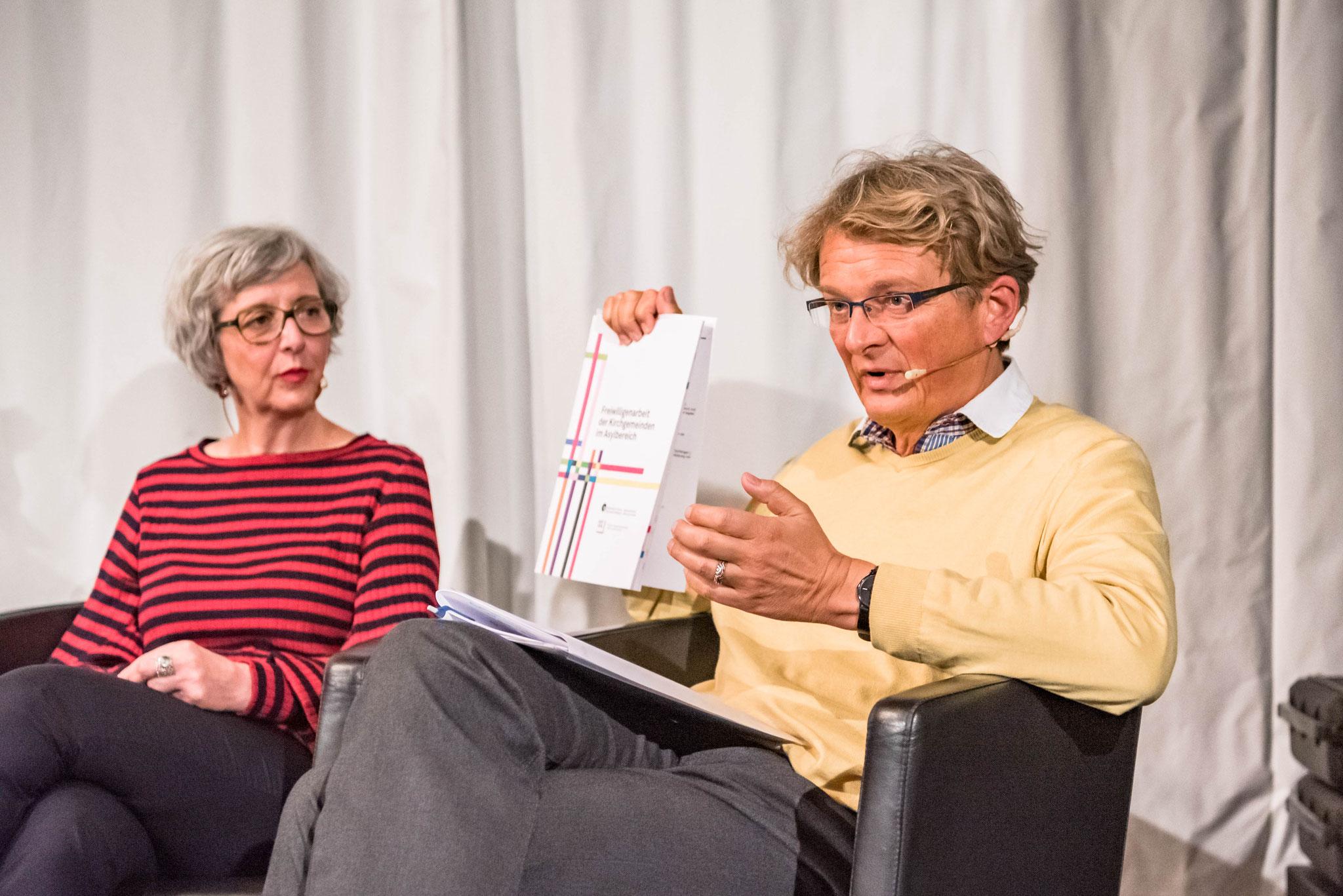 Carsten Schmidt (Leiter Fachstelle Migration der Reformierten Kirchen Bern-Jura-Solothurn)