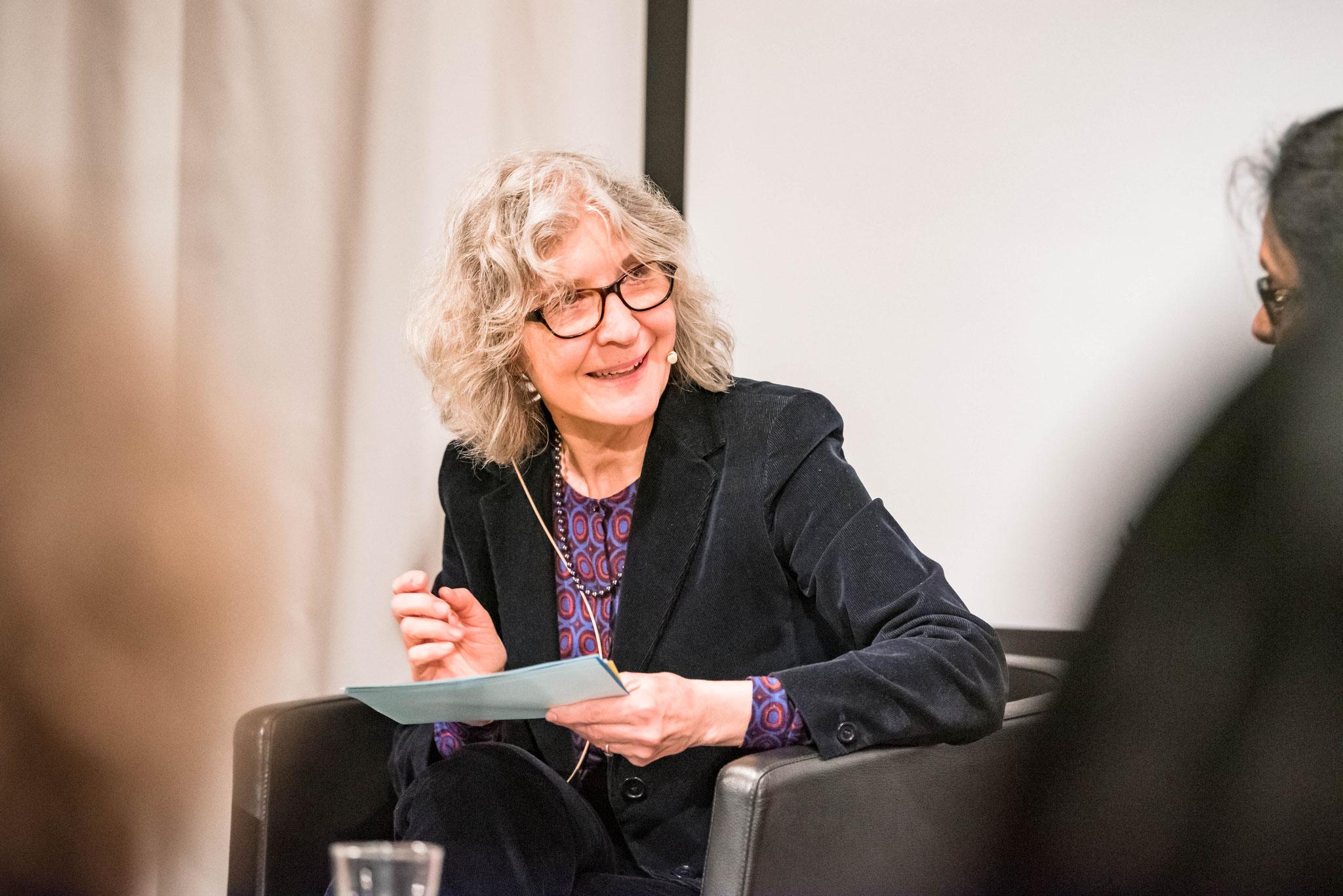 Dr. Christa Hanetseder (Experte CRS)