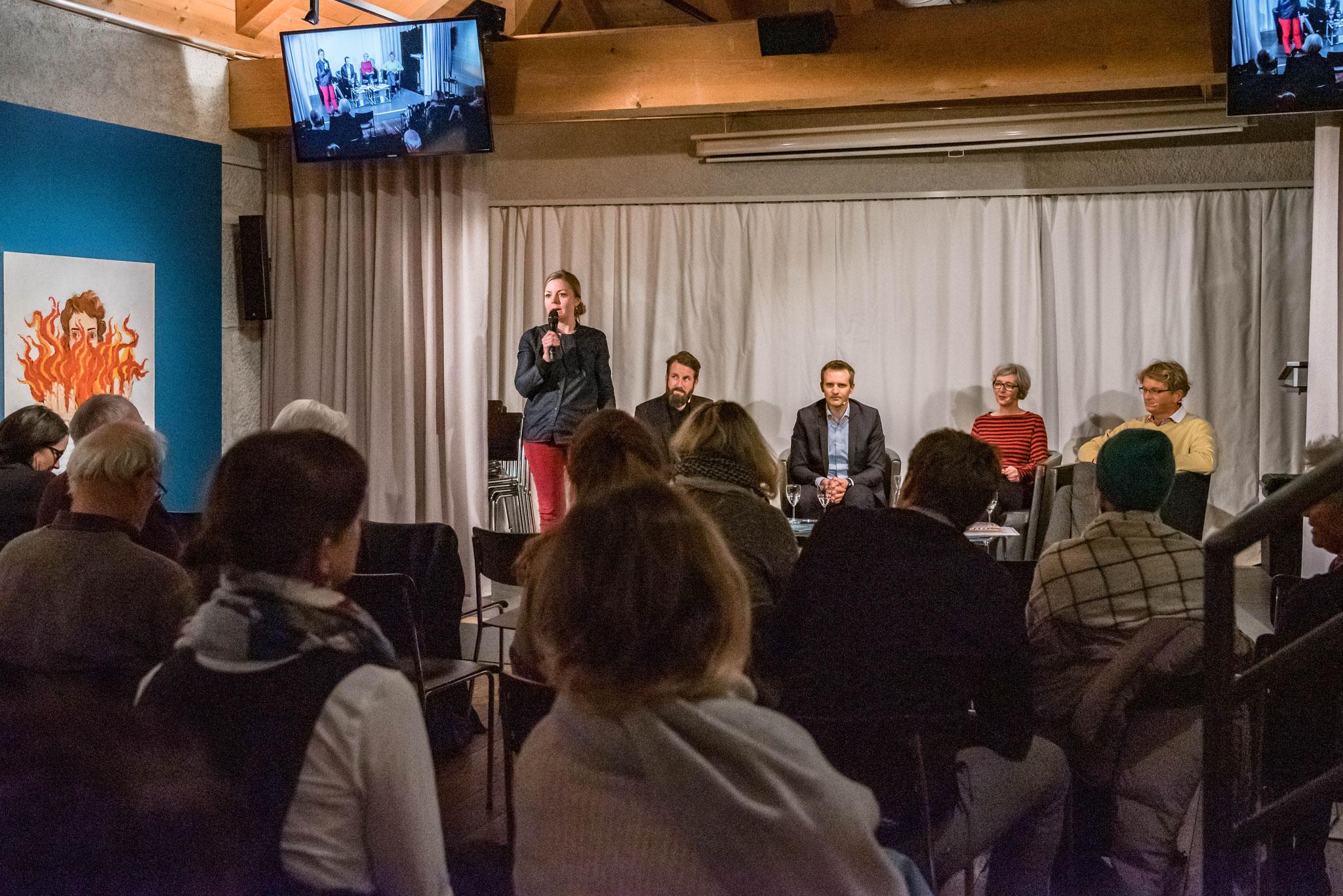Stefanie Schüpbach (Polit-Forum Bern)