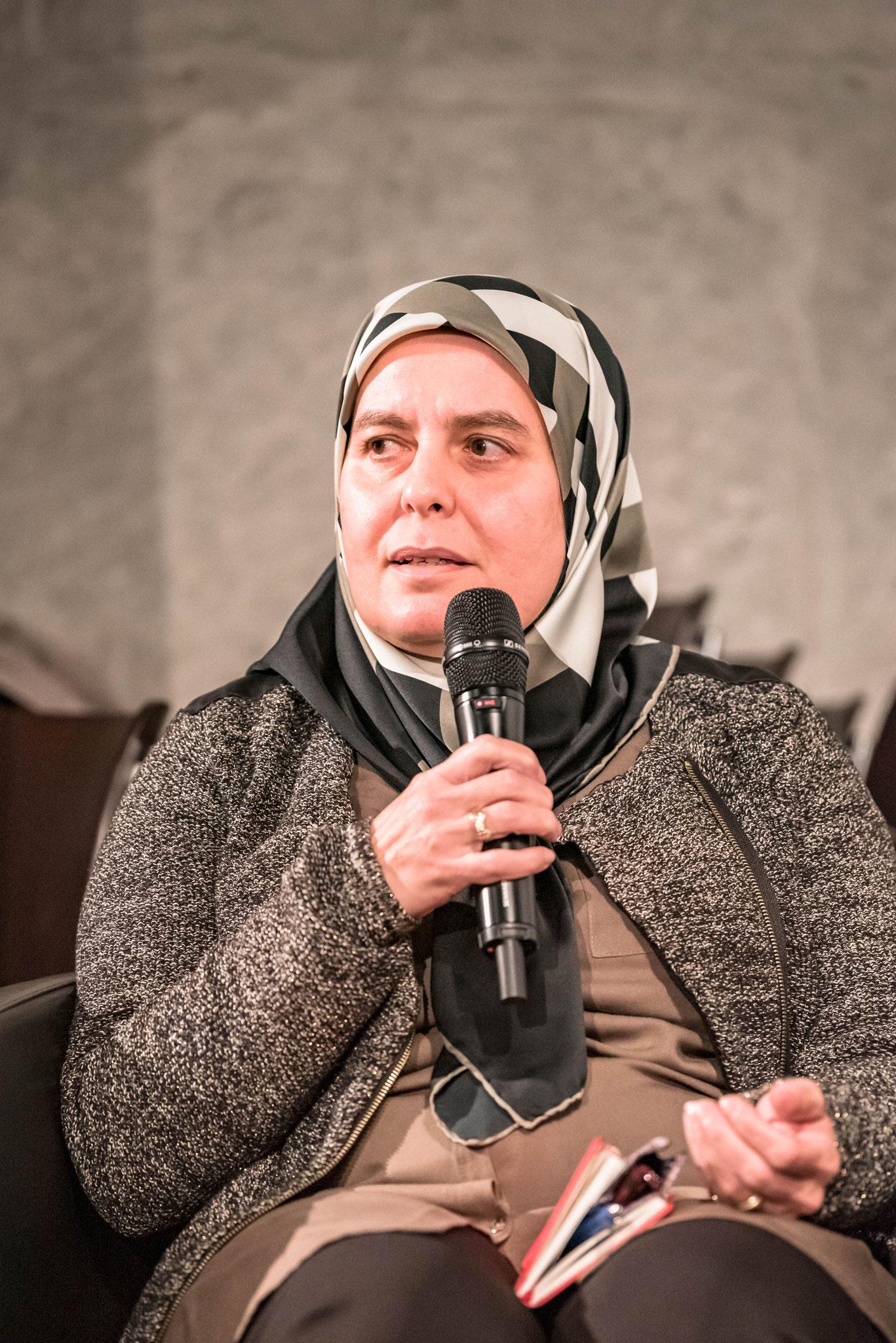 Belkis Osman (aumônière musulmane)