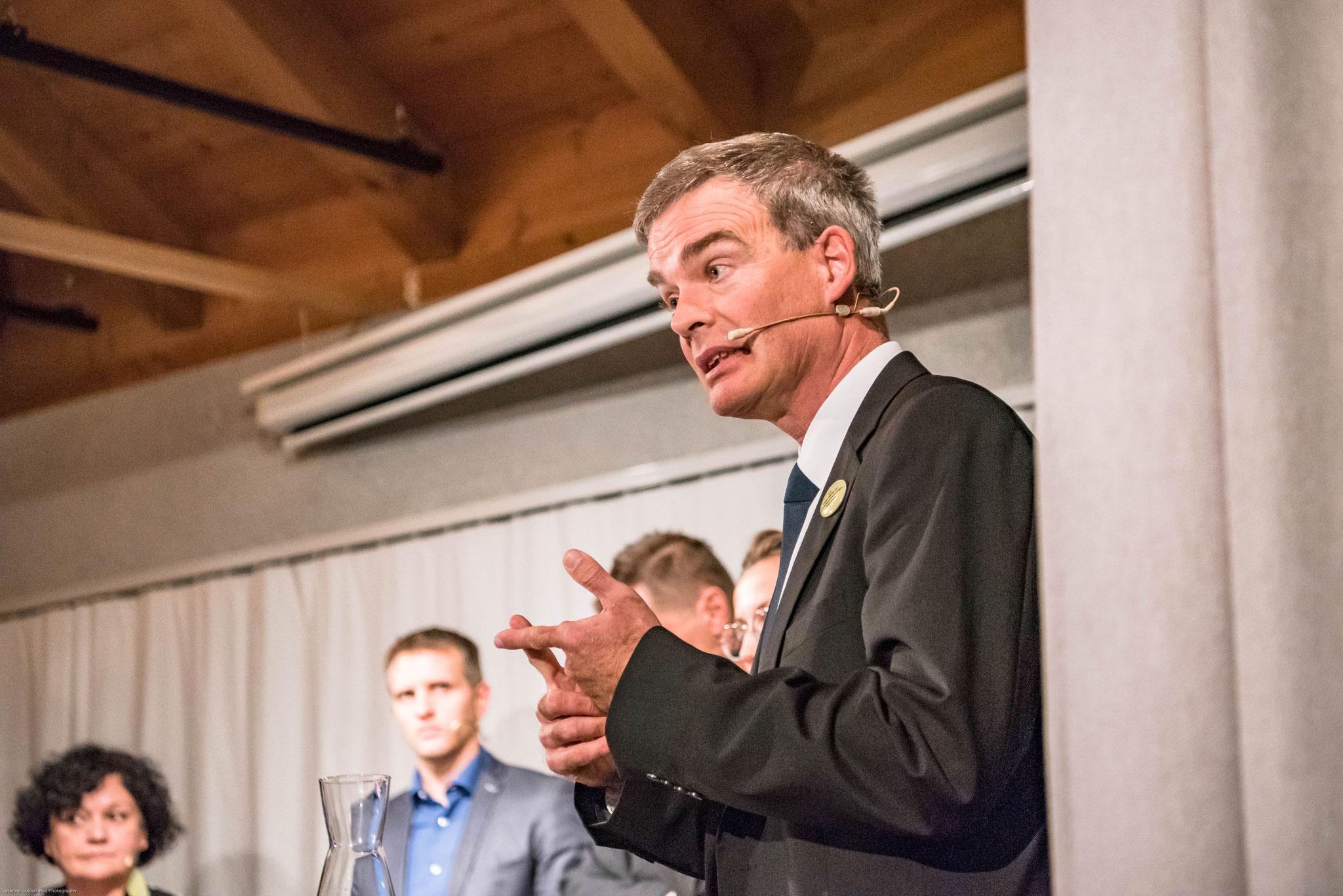 Dr. Jan Atteslander (Leiter Aussenwirtschaft economiesuisse)
