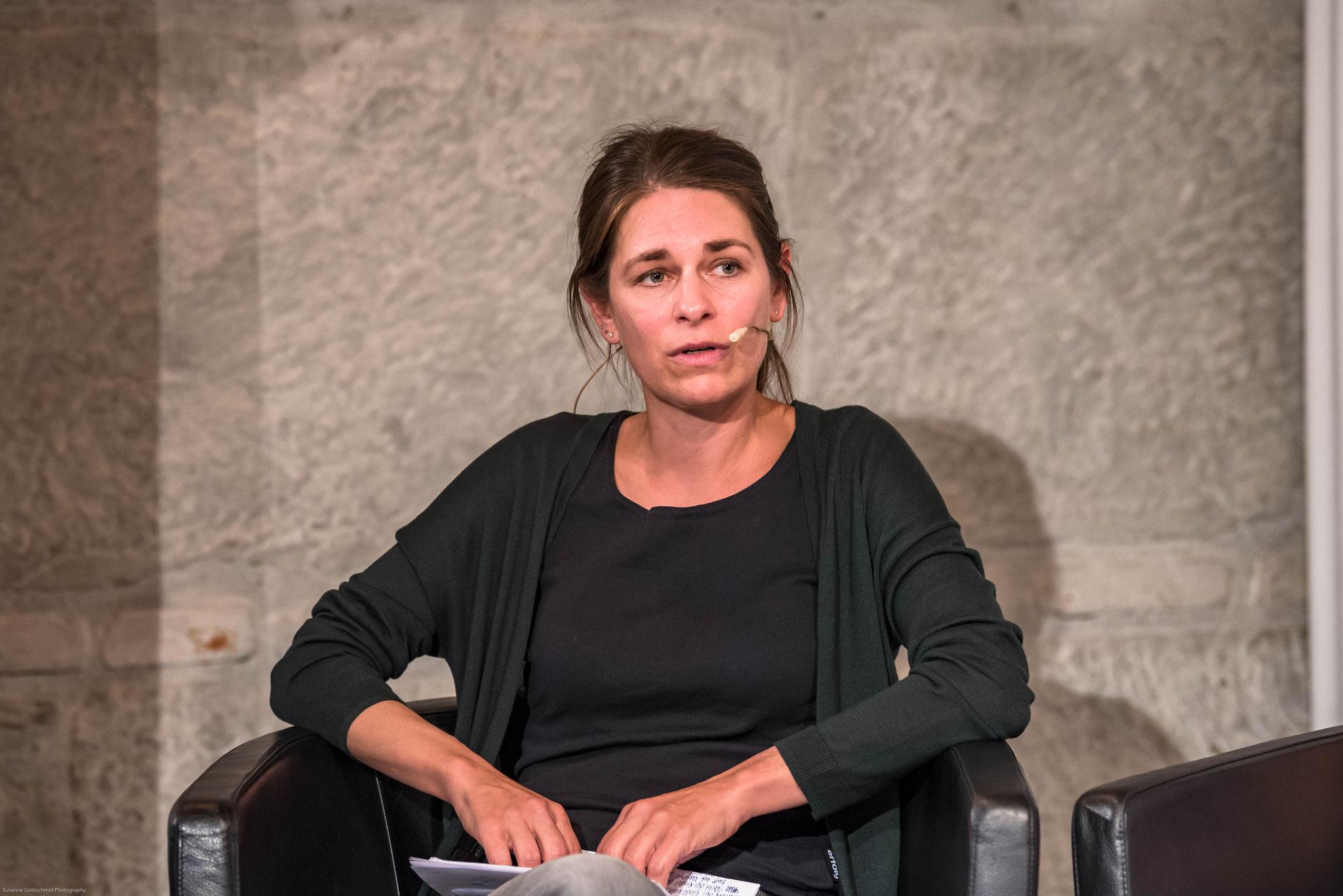 Karin Meierhofer (Geschäftsleiterin Pflege- und Adoptivkinder Schweiz PACH)