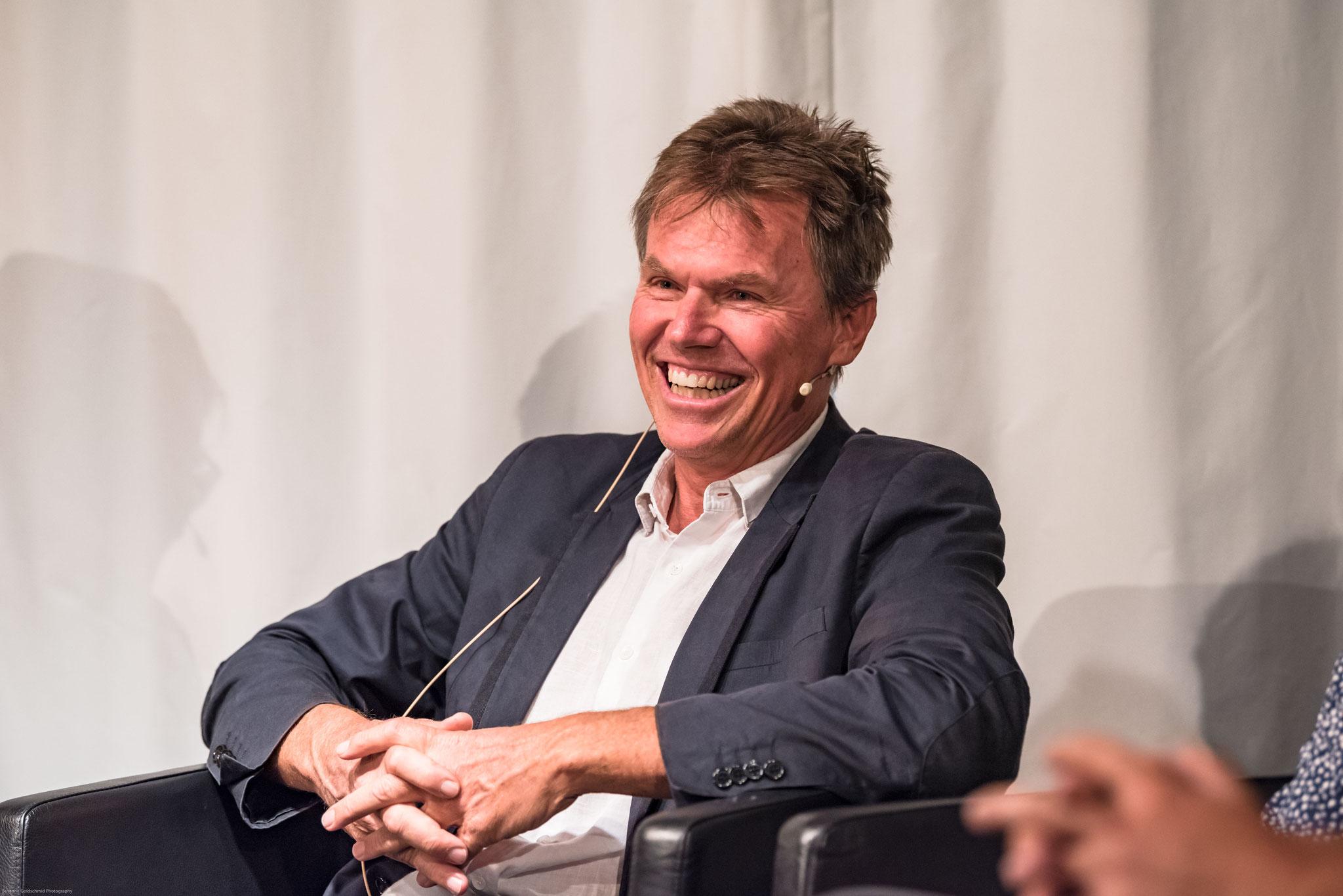Roland Näf (Präsident der Bildungskommission Grosser Rat)