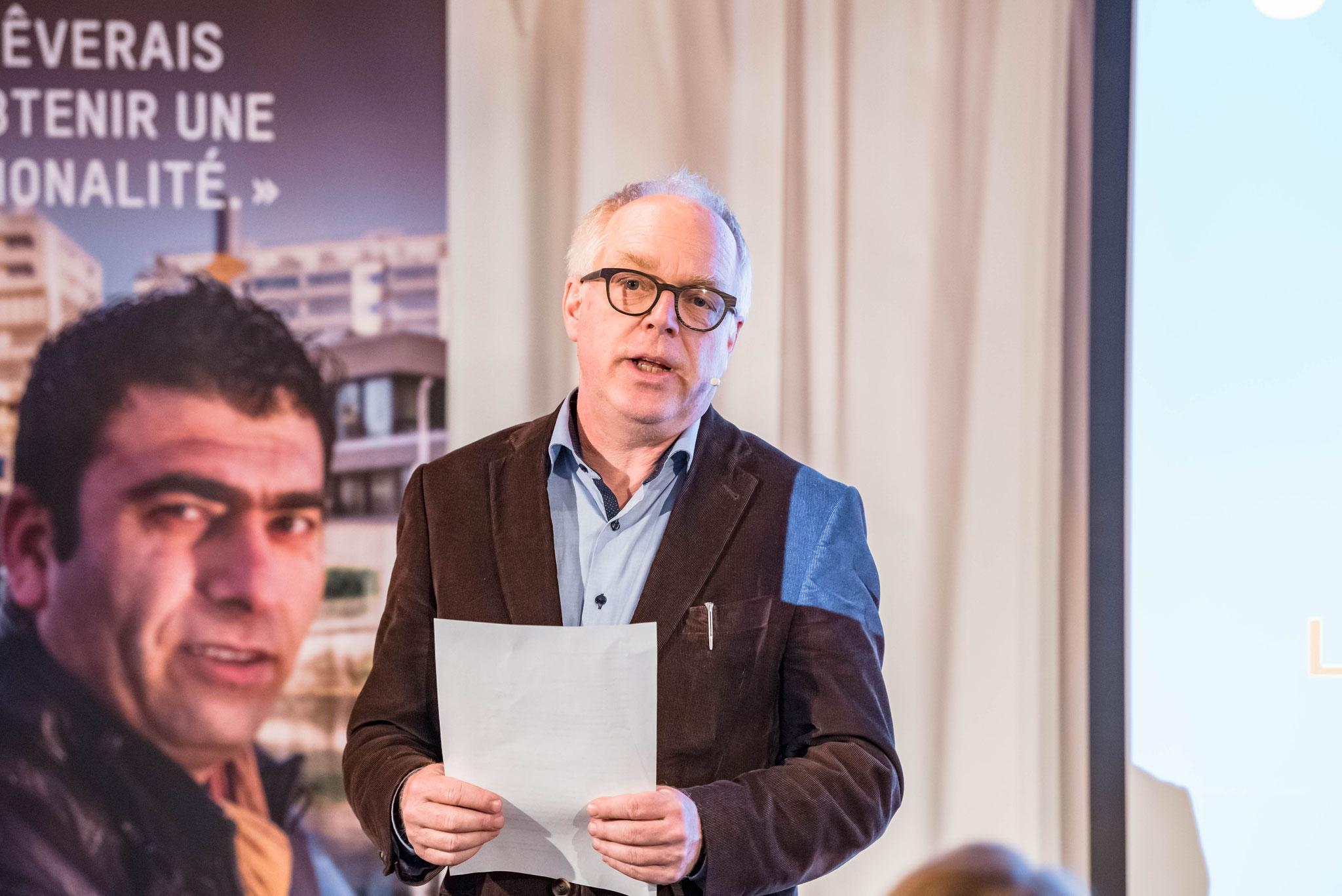 Thomas Göttin (Leiter Polit-Forum Bern)