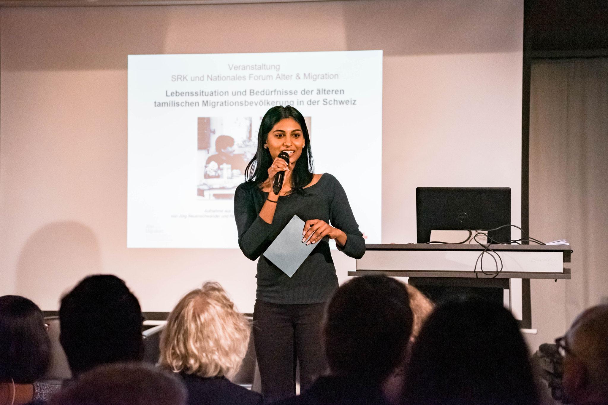 Anoya Thamotharampillai (Polit-Forum Bern)