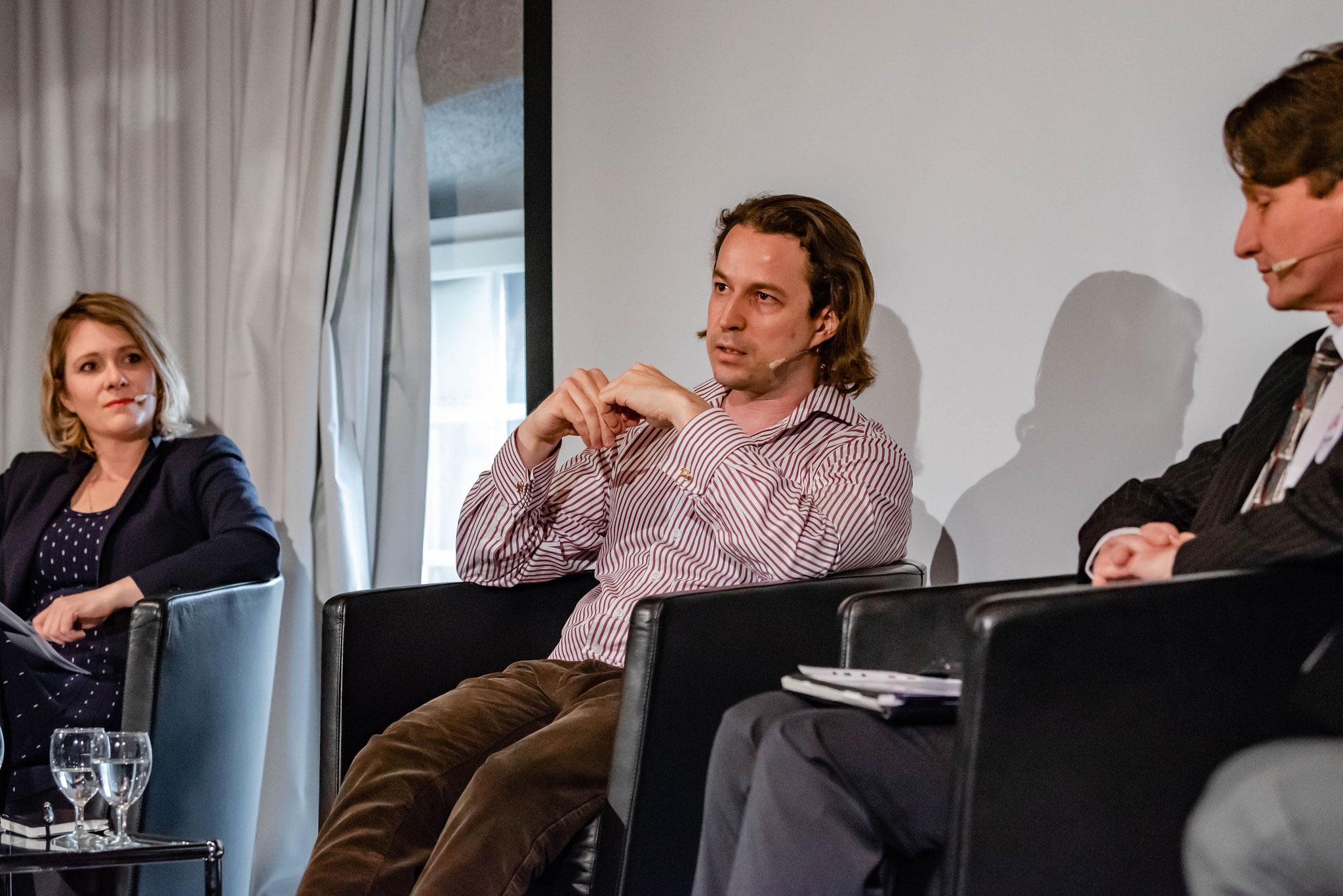 Maurizio Degiacomi (économiste, équipe de campagne de l`initiative «Monnaie pleine»)