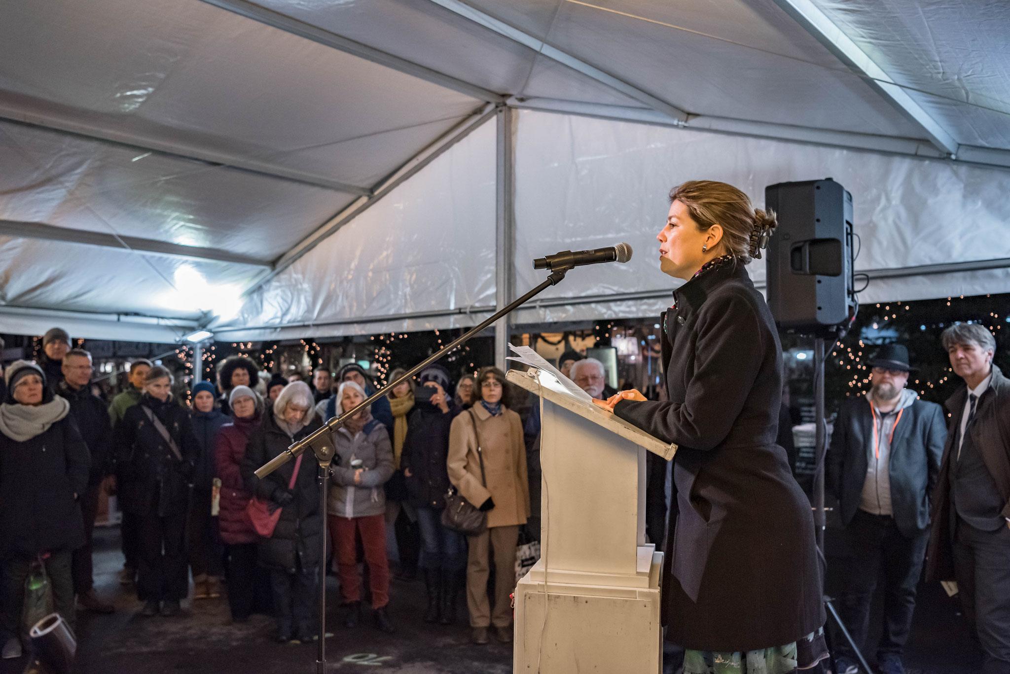 Manon Schick (Directrice Amnesty International)