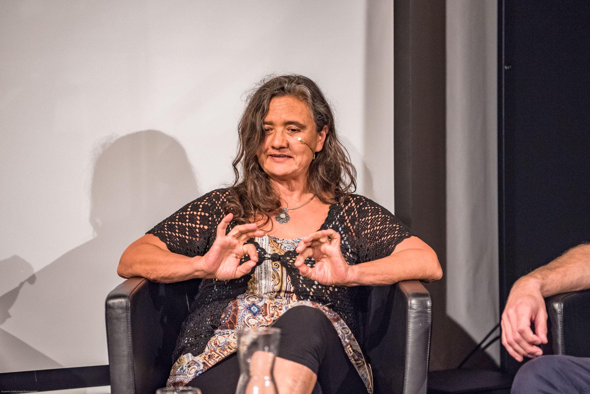 Bettina Scharrer (Centre interdisciplinaire pour le dévelopement durable et l'environnement, Université de Berne)