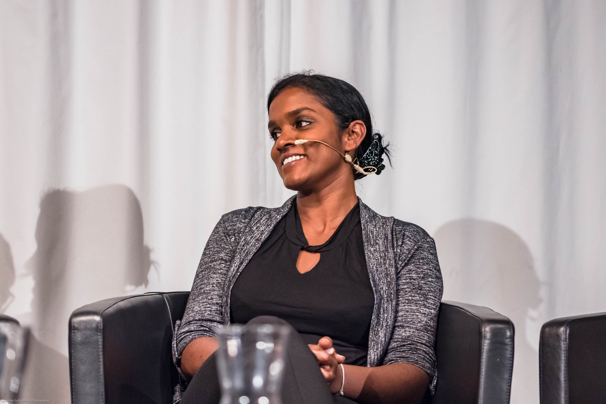 Sakuntala Küttel (Betroffene Adoptionsbetrug Sri Lanka und Portraitierte)