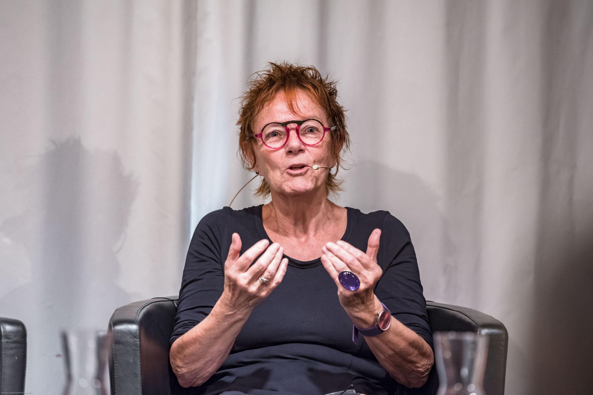 Barbara Gurtner (Präsidentin Seniorinnen- und Seniorenrat Stadt Bern)