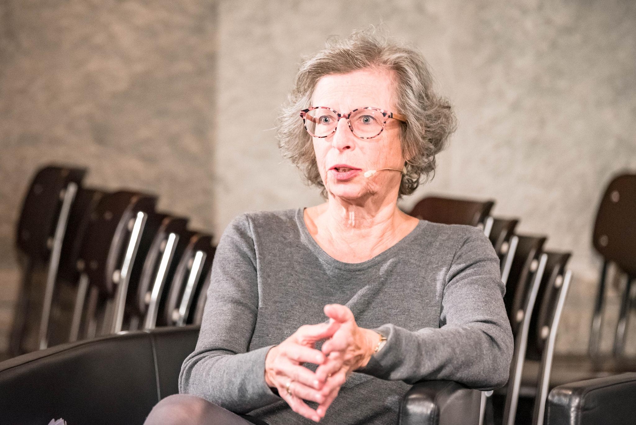 Sabine Simkhovitch-Dreyfus (vice-présidente de la Commission fédérale contre le racisme)
