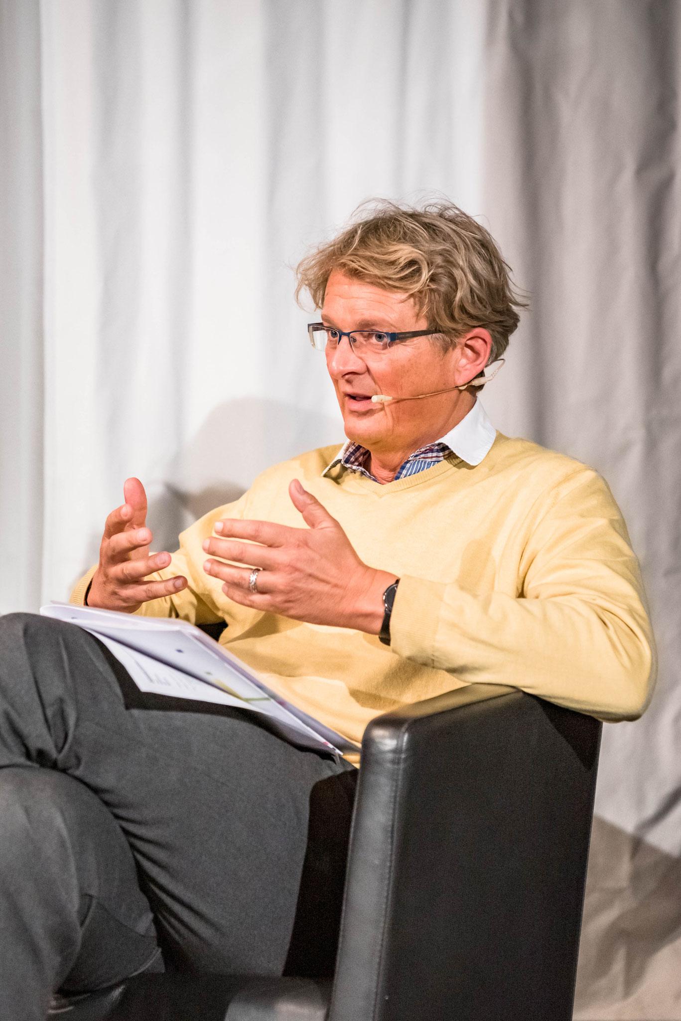 Carsten Schmidt (Président du service Migration des églises réformées Berne-Jura-Soleure)