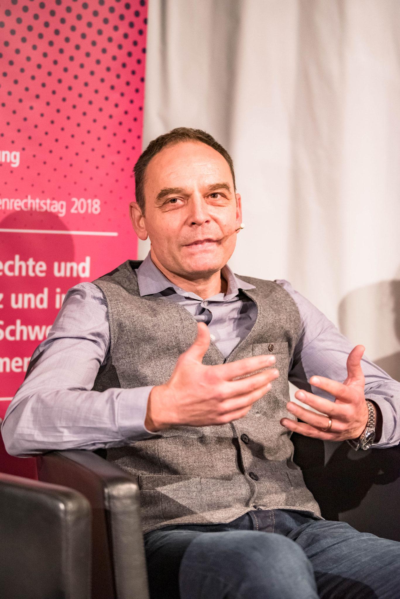 Alex Haller (Leiter Jugendamt Stadt Bern)