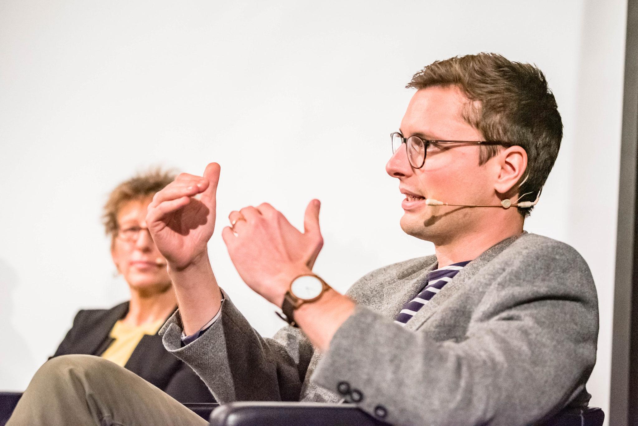 Lukas Meyer (Lehrstuhl für Systematische Theologie, LMU München)