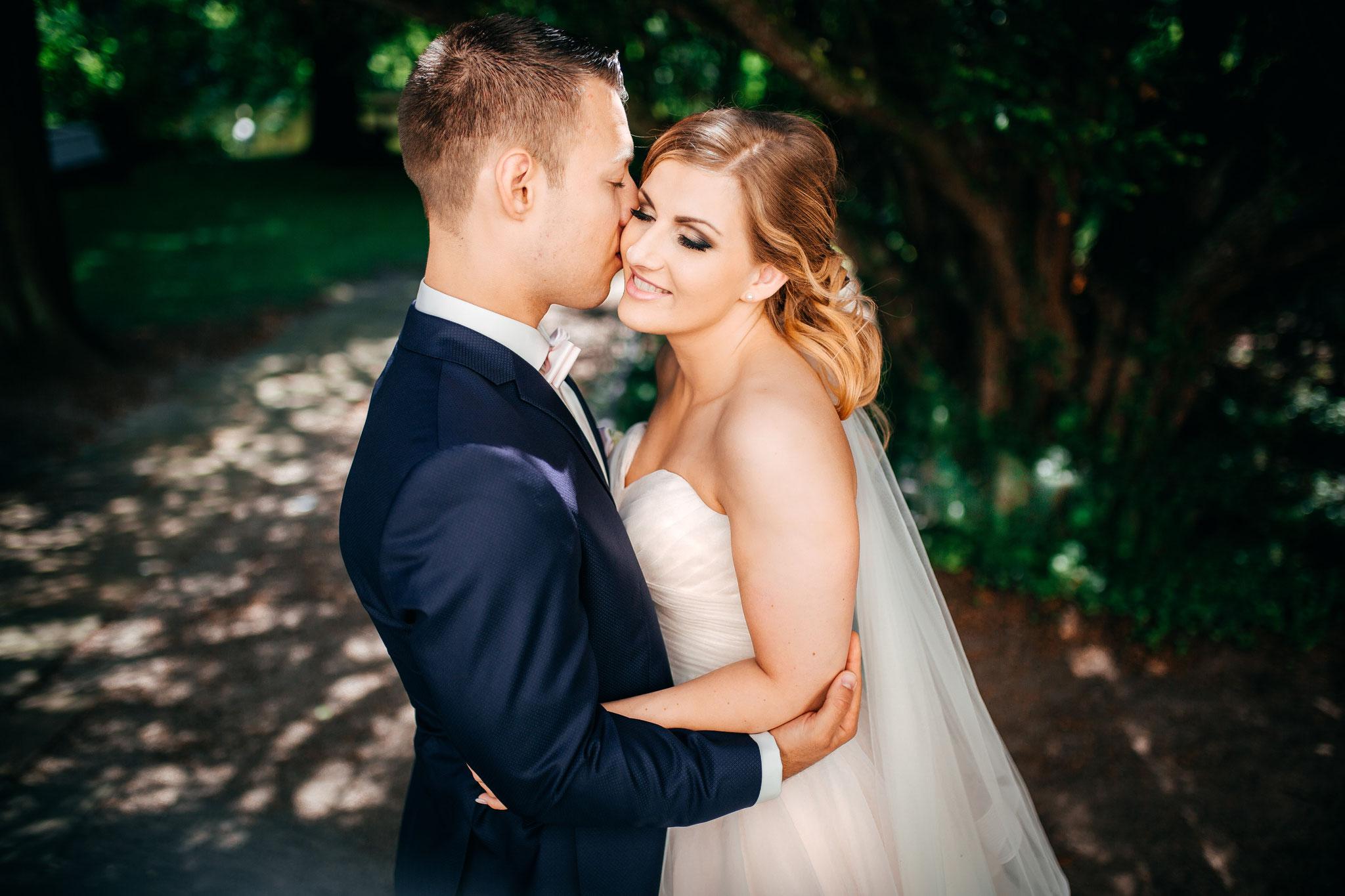 Vicky & Alex - Hochzeitsfotografen in Lingen