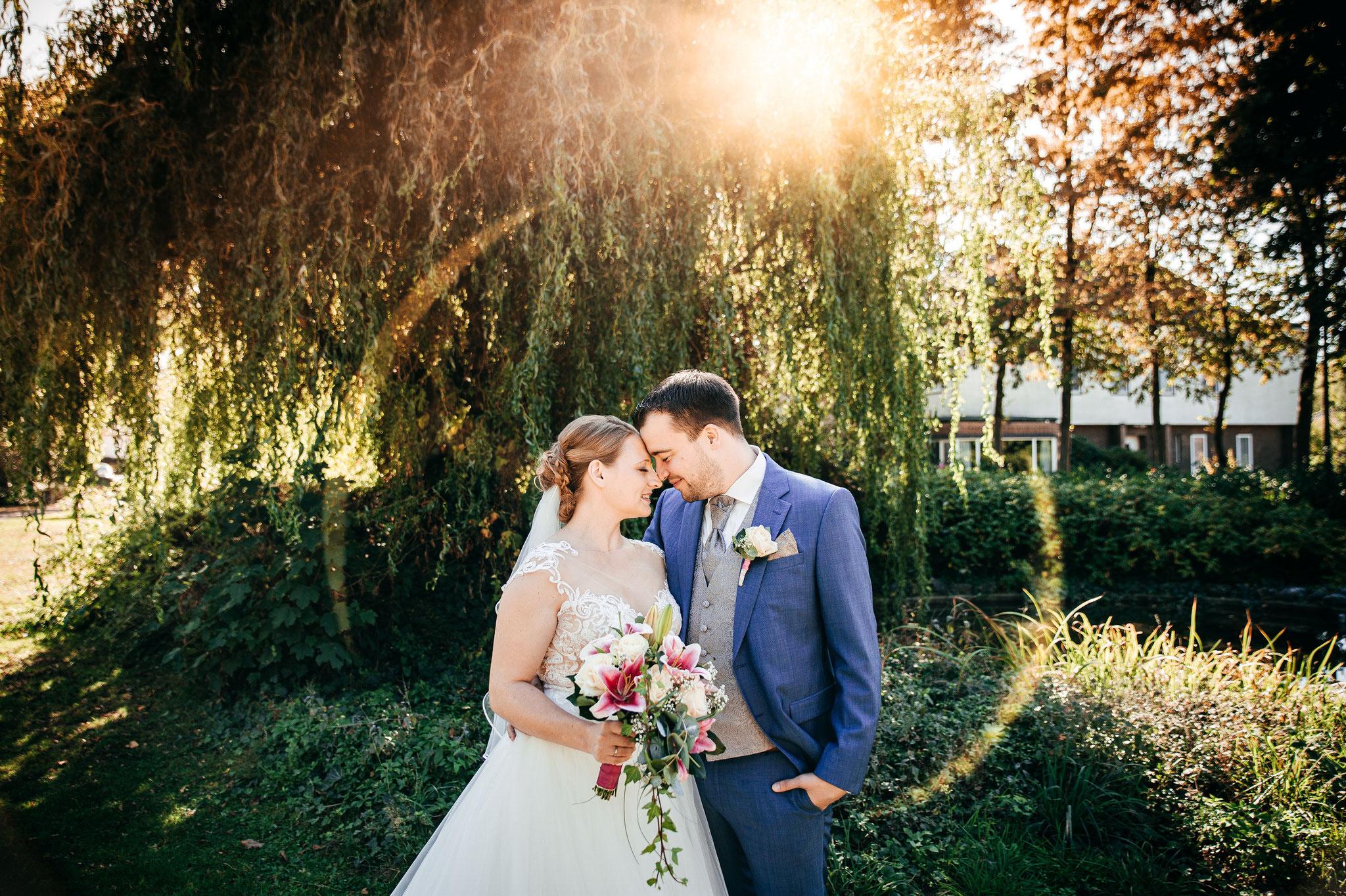 Vicky & Alex - Hochzeitsfotografen aus Lingen