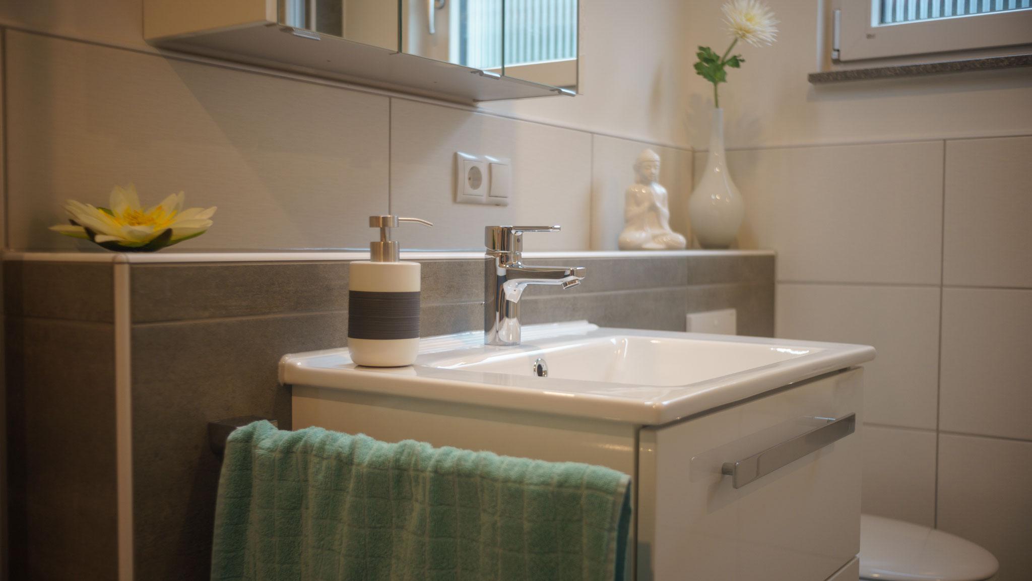 Dusche / Badezimmer im Fuchsbau 1