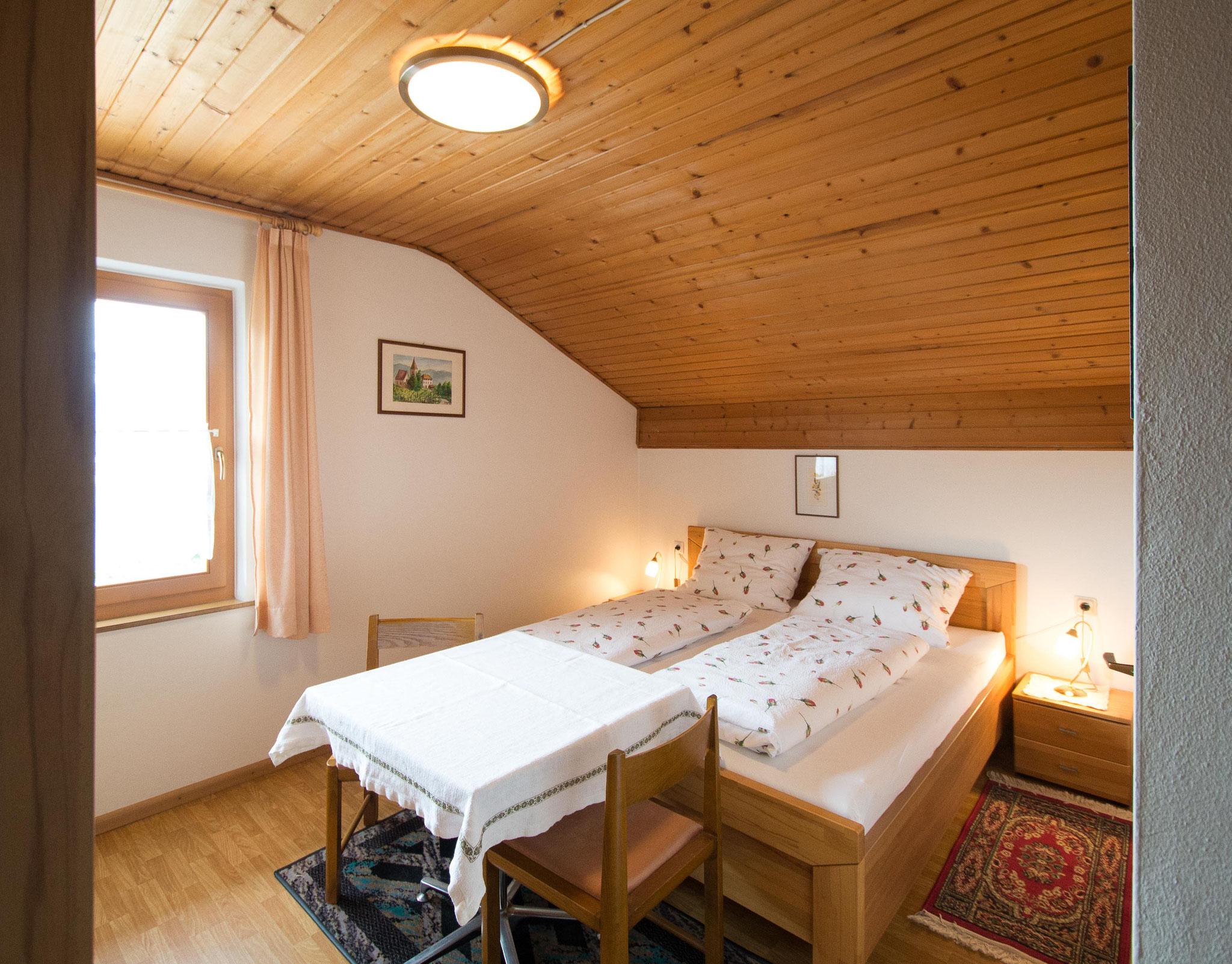 Das Zimmer Nummer 4 im Überblick