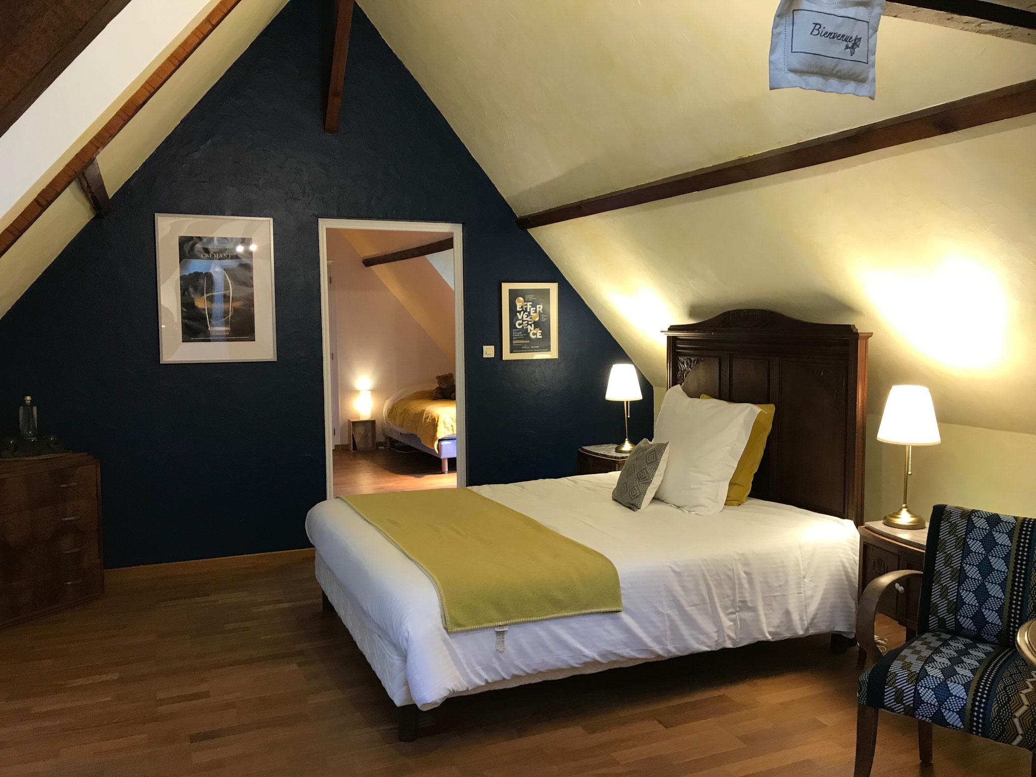 Apartment mit 2 Zimmern
