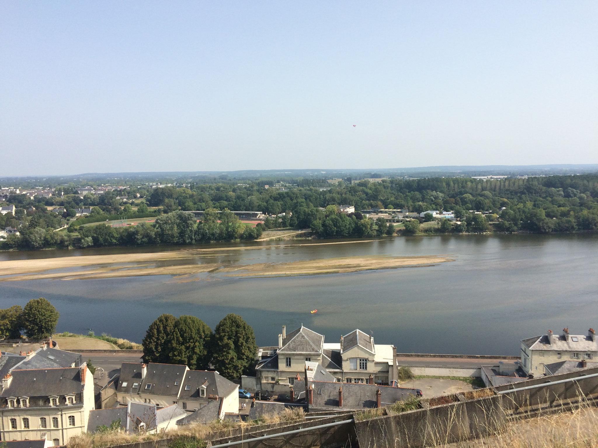 La Loire, fleuve royal et dernier fleuve sauvage - vivez une expérience nature au fil des saisons !
