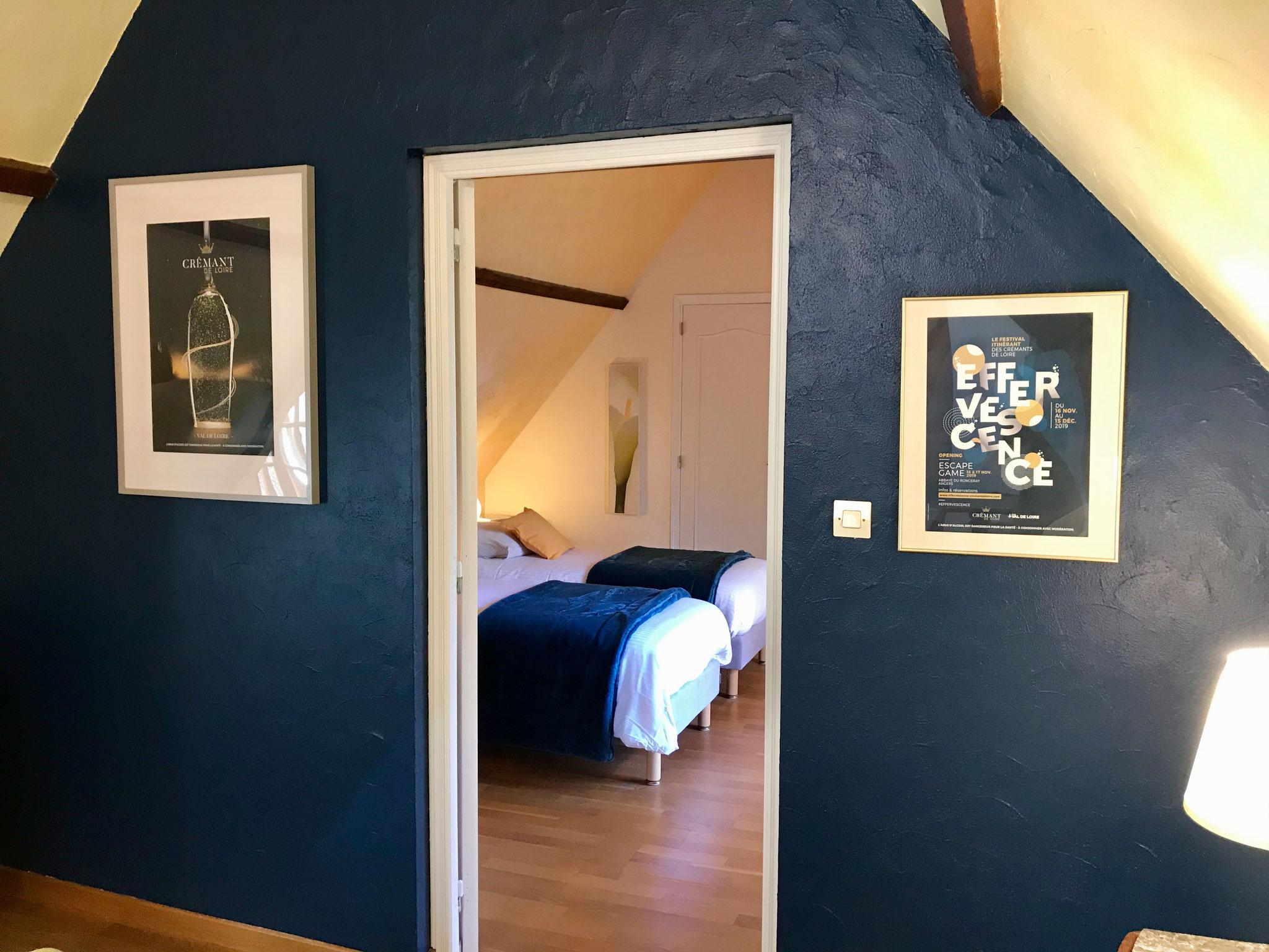 Blick ins2. Zimmer