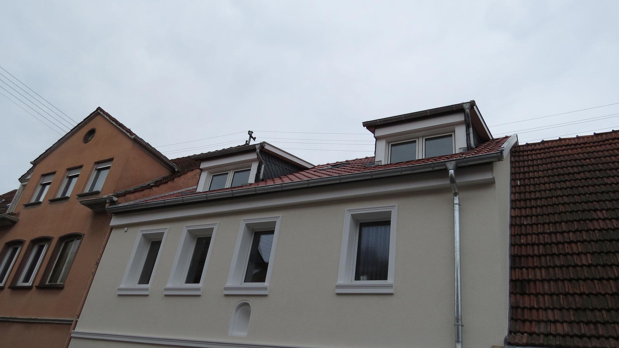 Kernsanierung in Wieblingen - Dörsam Bedachungen Dachdecker aus ...
