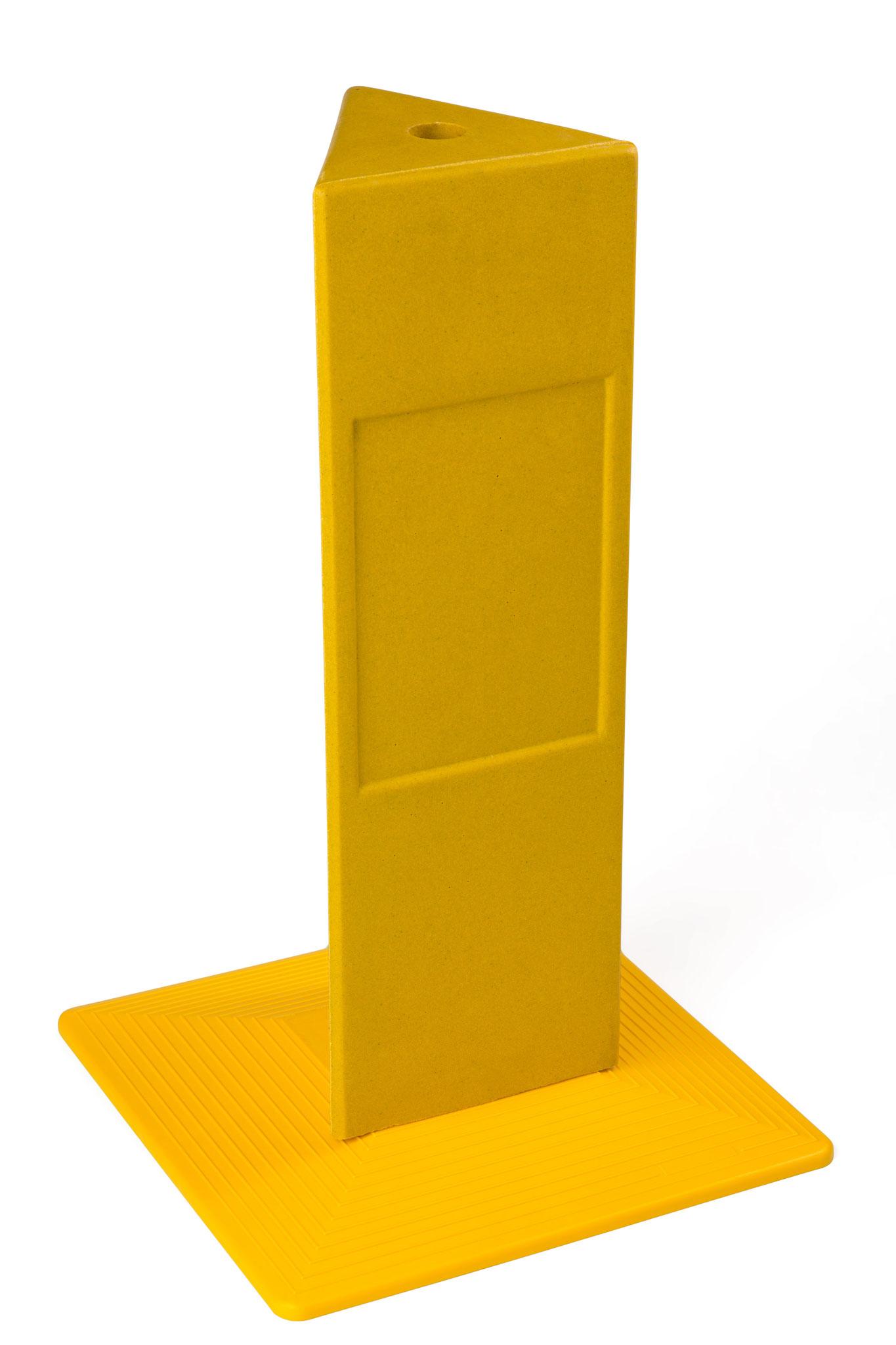 borne triangulaire Tellura 700 mm