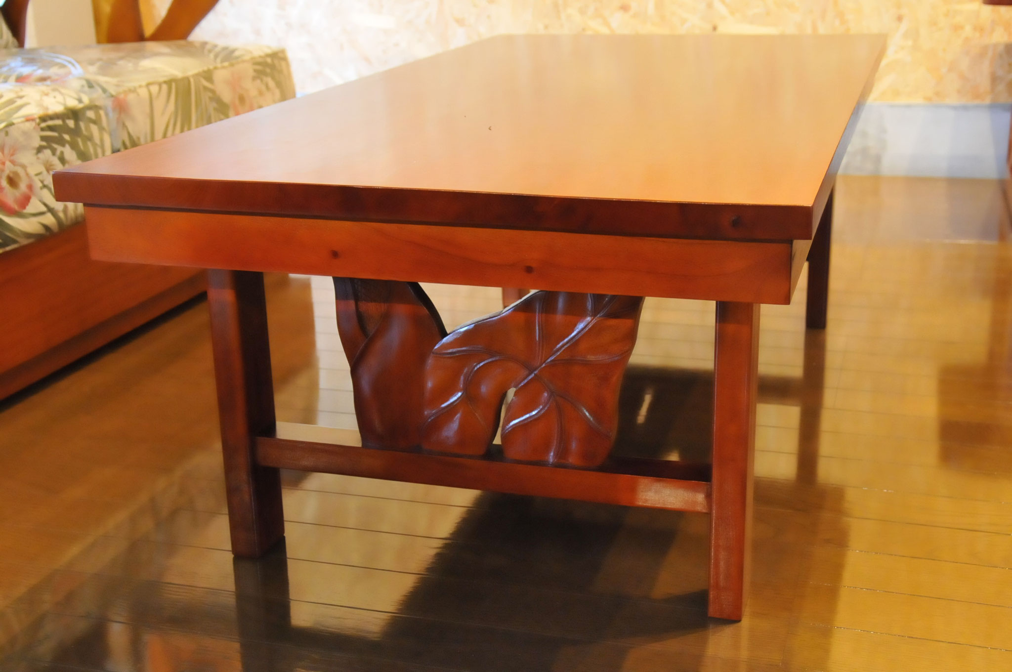 Mahogany Core Style Coffee Table L