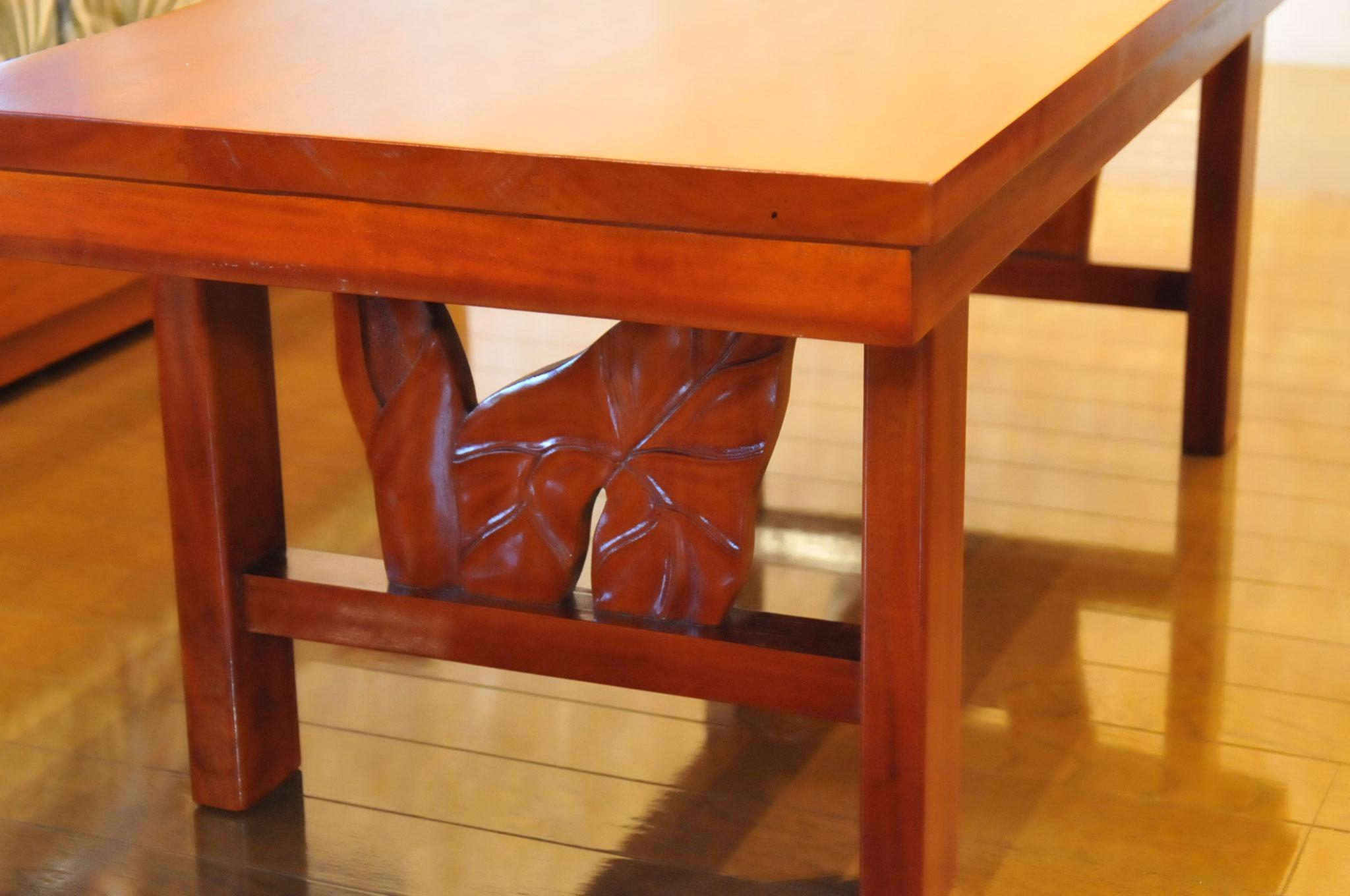 Mahogany Core Style Coffee Table S