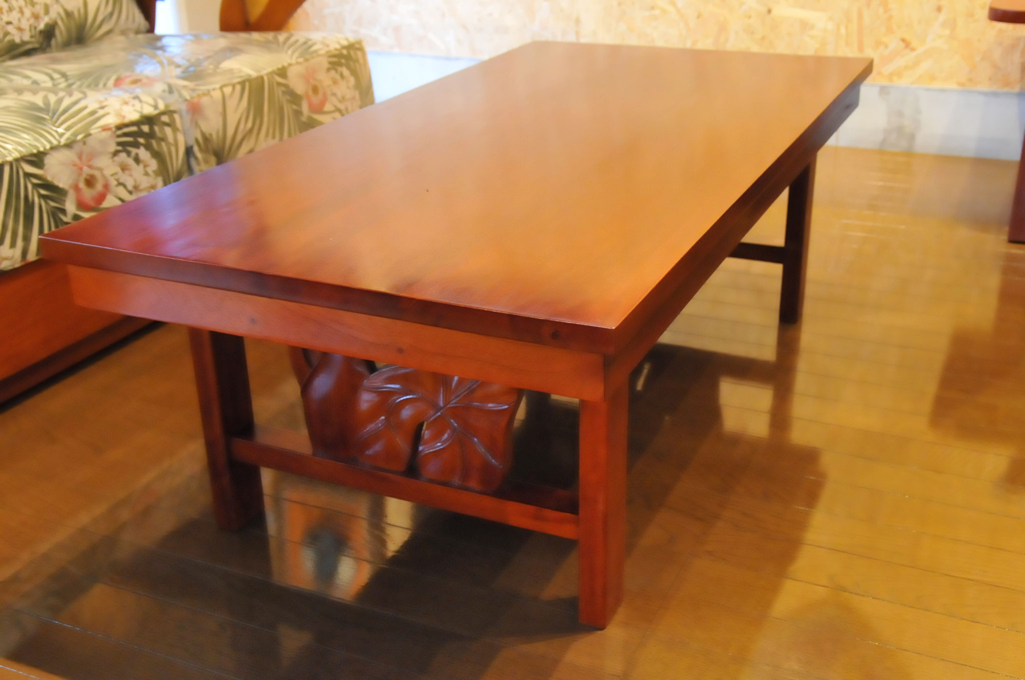 Mahogany Core Style Coffee Table L