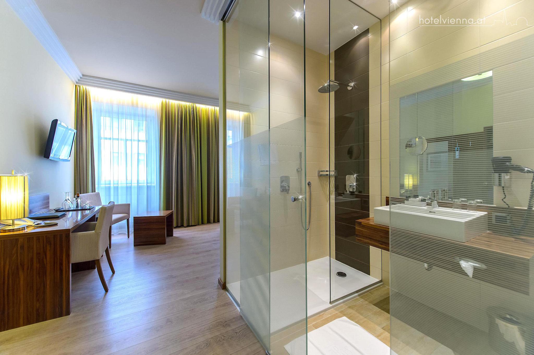 Hotel Vienna design double room