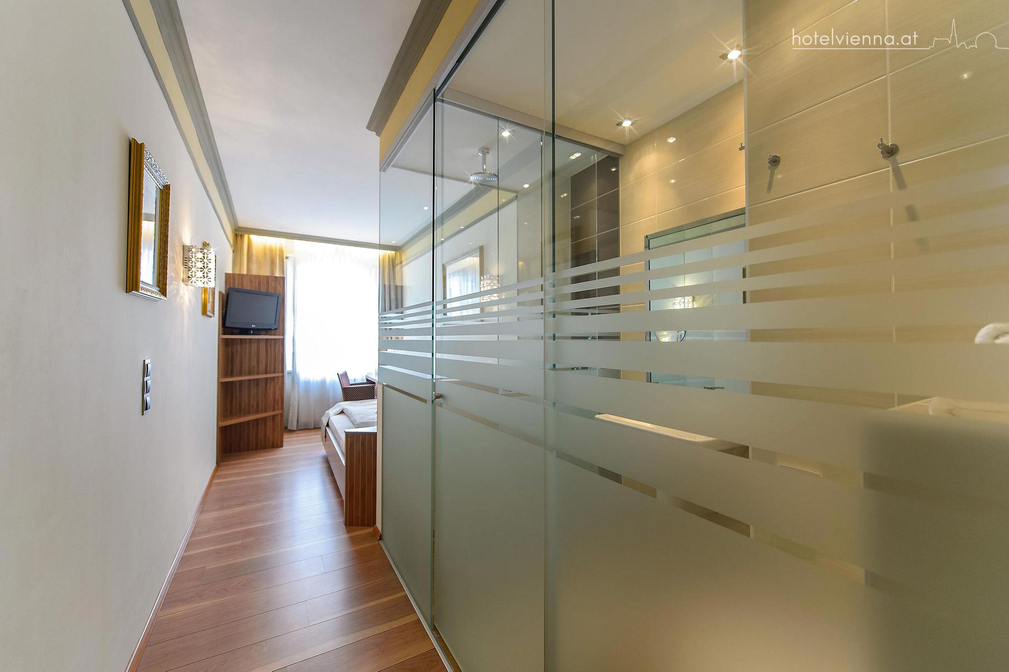 Hotel Vienna design single room