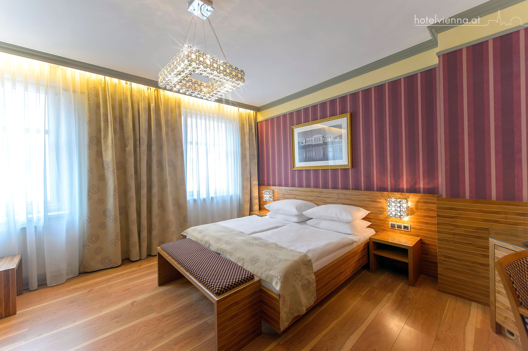 Hotel Vienna design double room