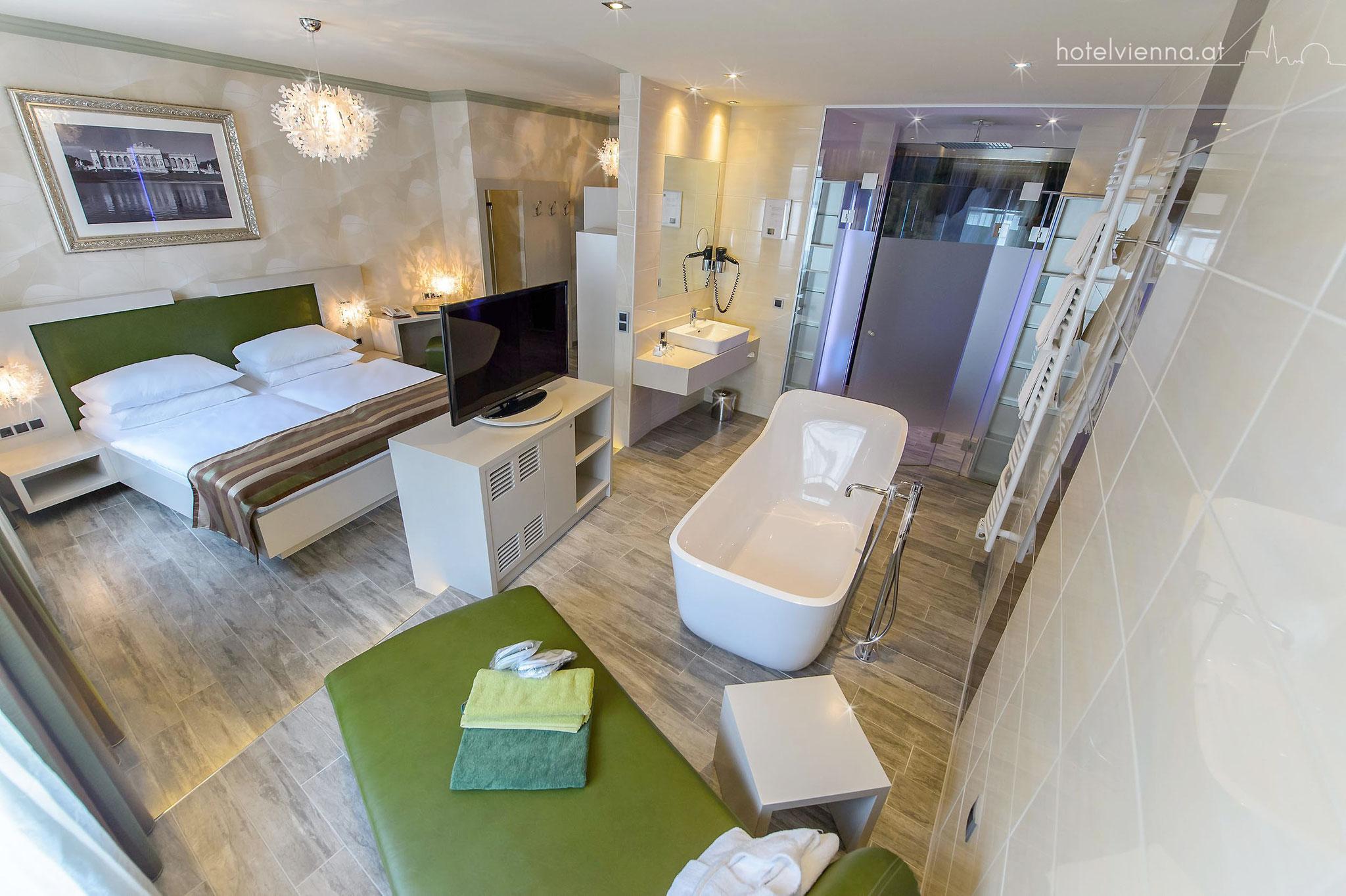 Hotel Vienna relax suite