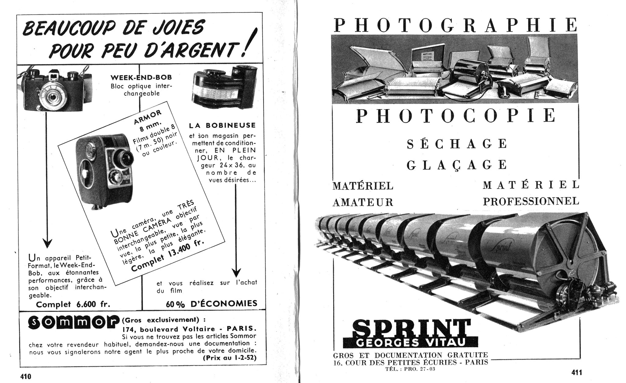 Extraits du guide PRISMA 1951
