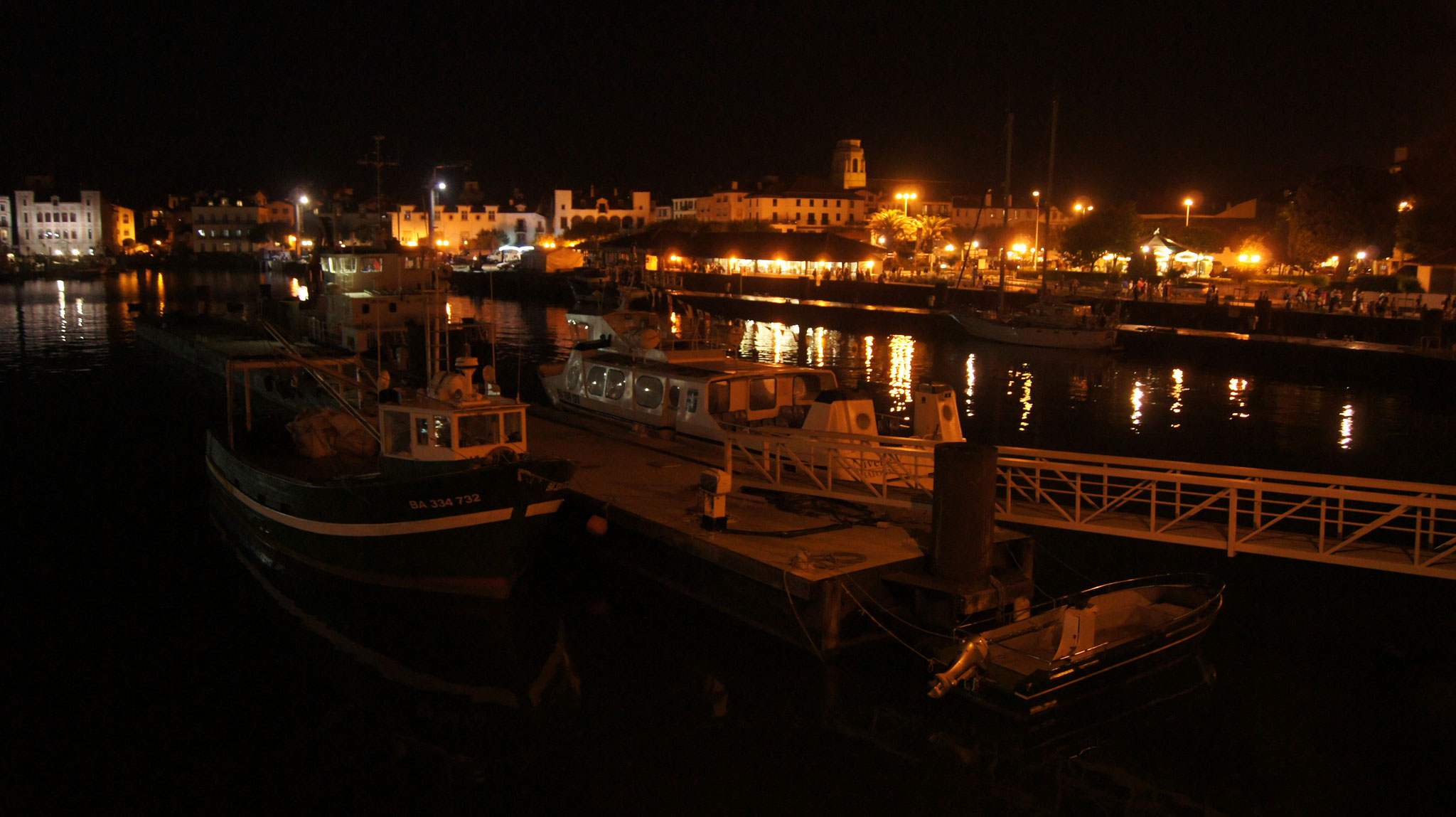 Port de ST JEAN DE LUZ ( SONY ALPHA 550)