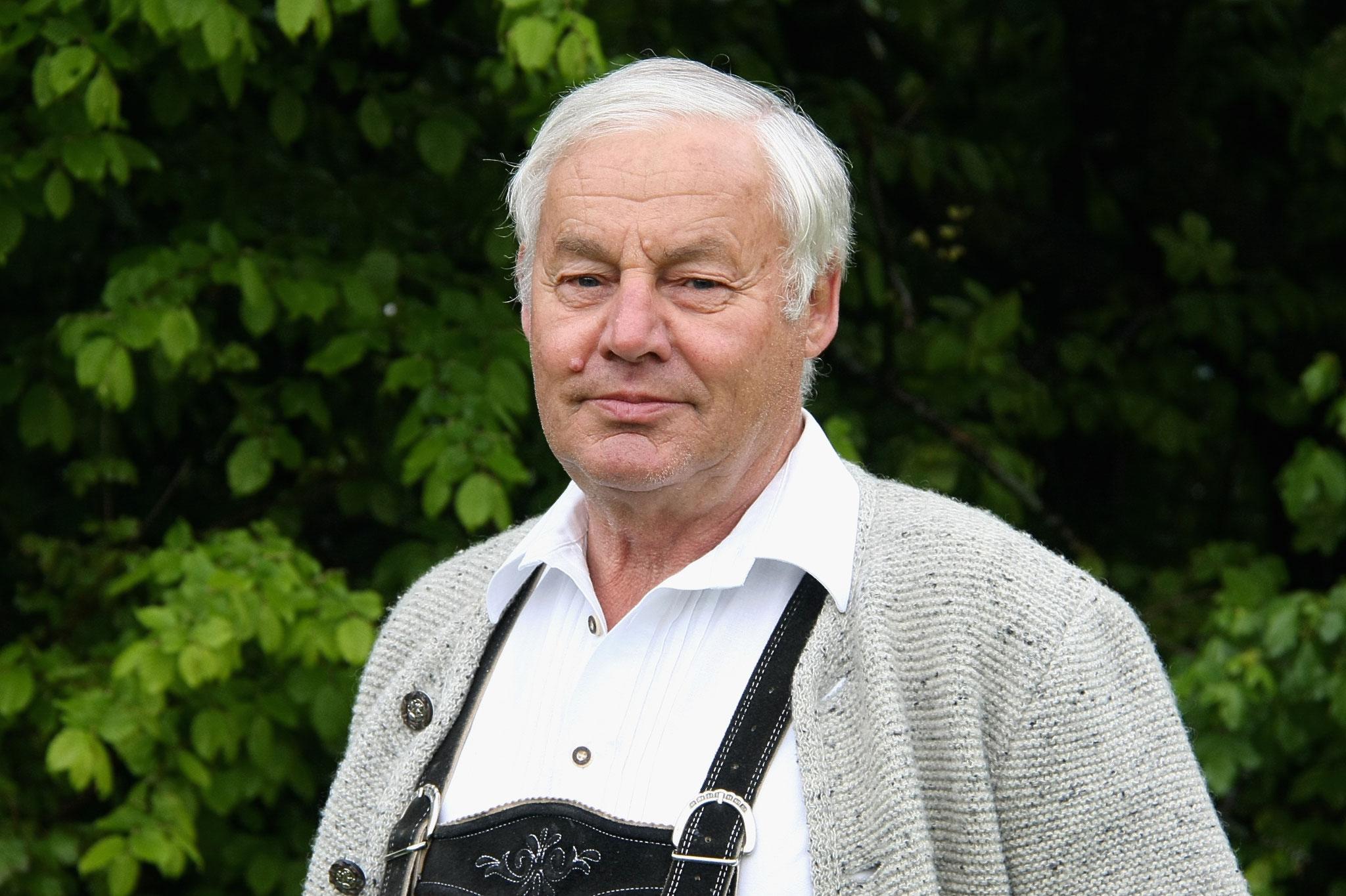 Georg Graf, Bariton, aktiv von 1960-2003