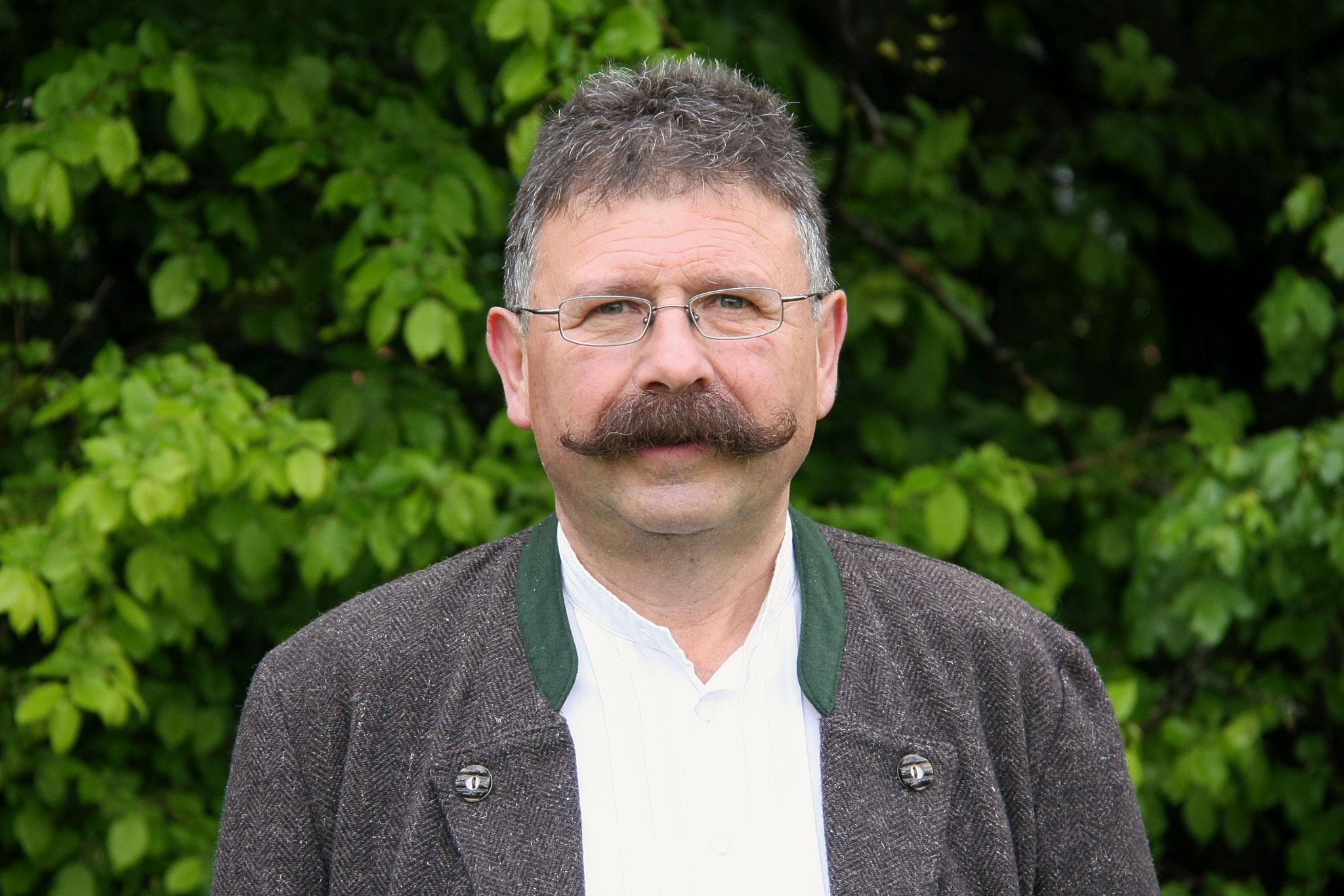 Reinhold (Benny) Mohr, Posaune, aktiv von 1969-1999
