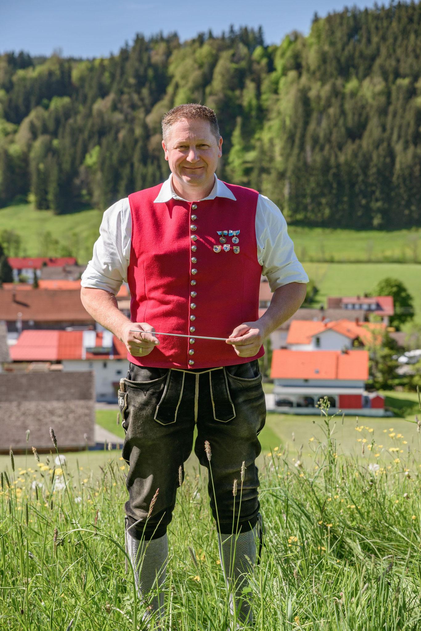 Dirigent Bertram Hutter
