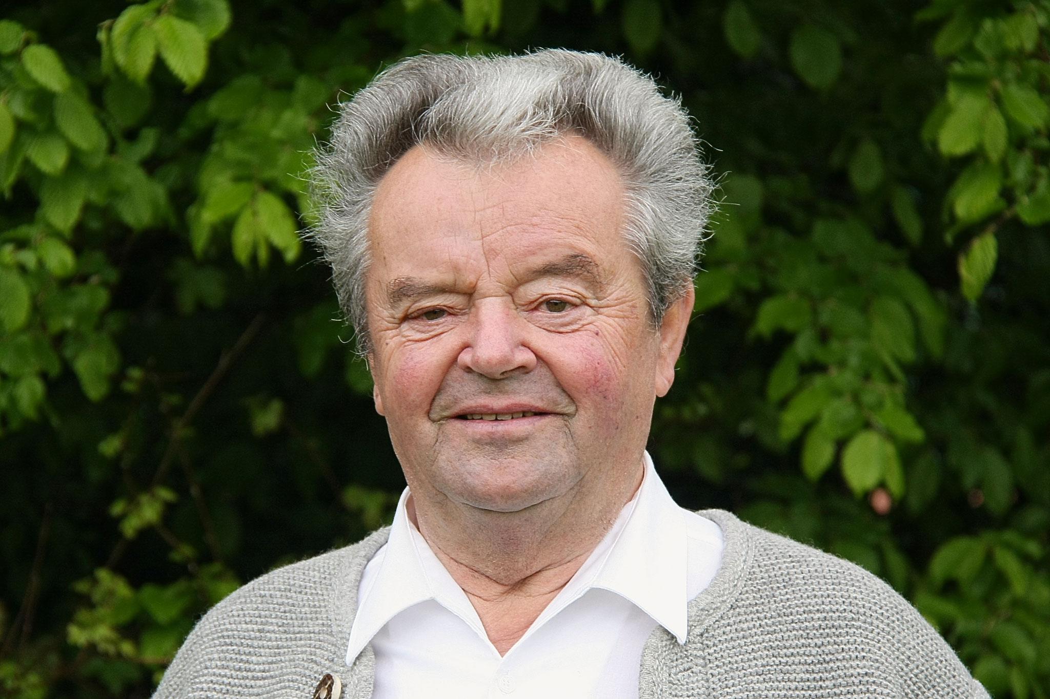 Helmut Scholz, Trompete, aktiv von 1956-2002