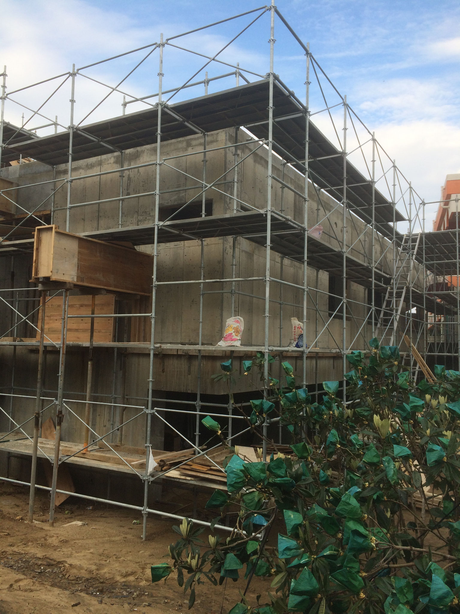 T保育園:屋根遮熱施工