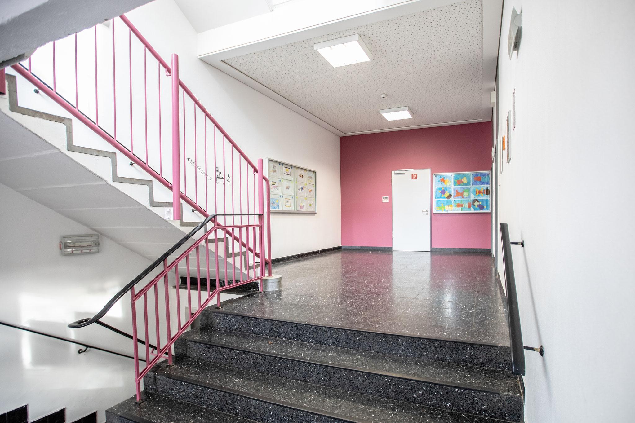 Treppenhaus E1