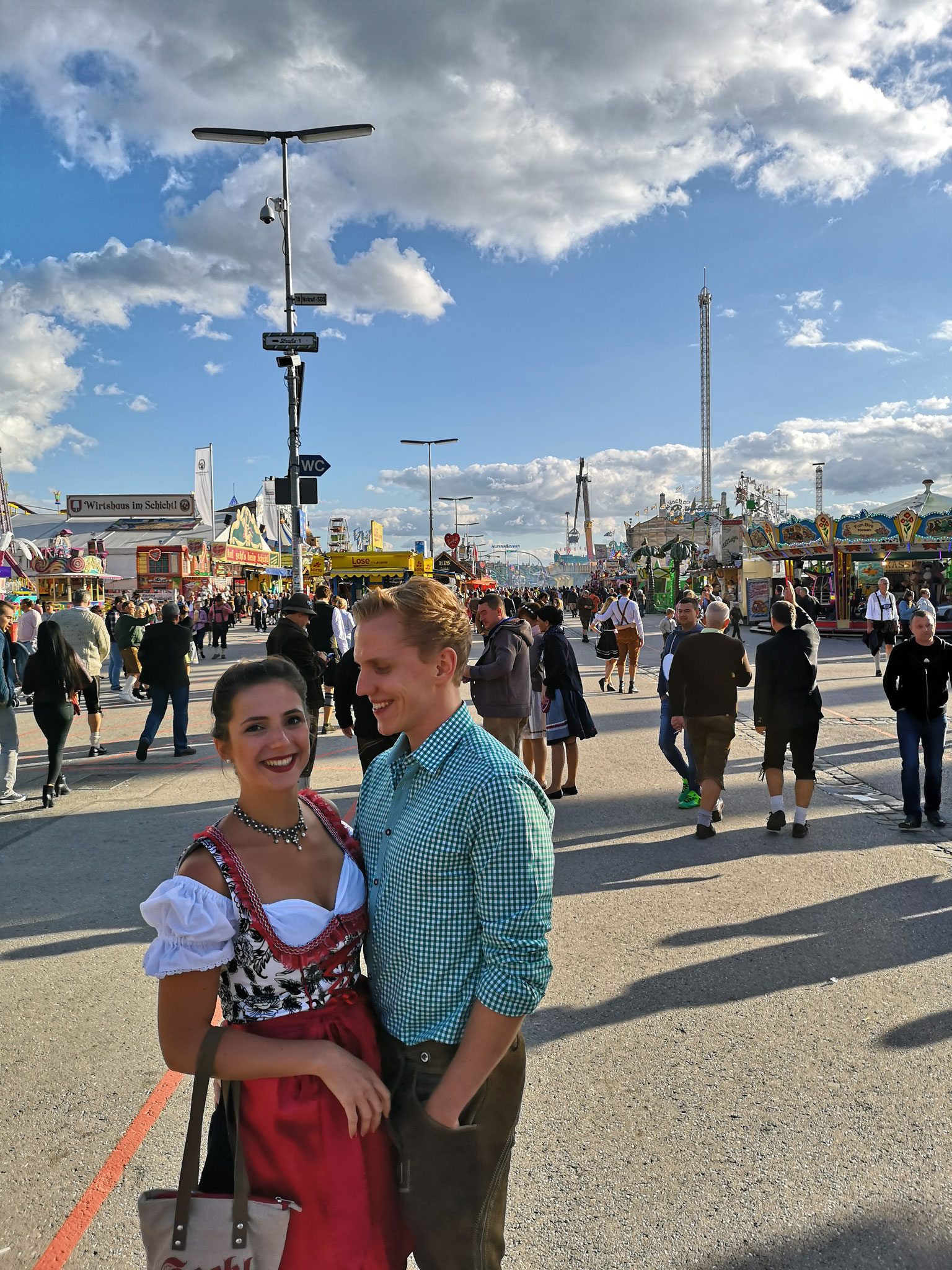 traveloptimizer auf der Wiesn