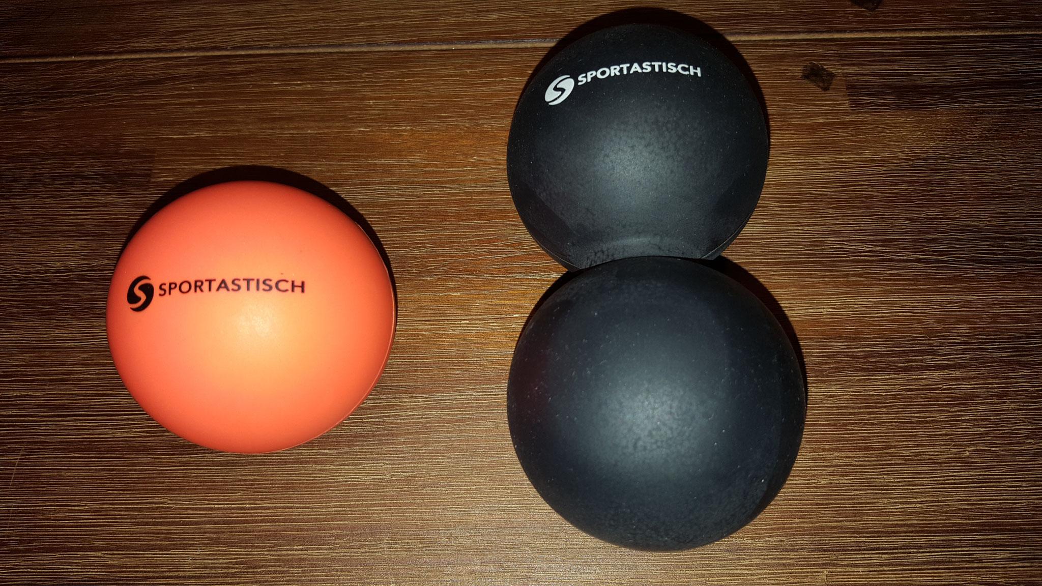 Einzel- und Doppelball