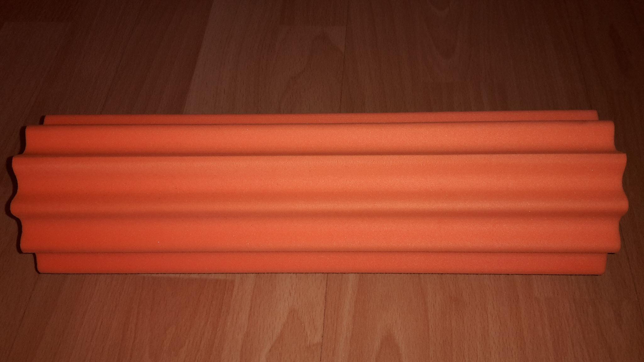 Weiche Orange Rolle