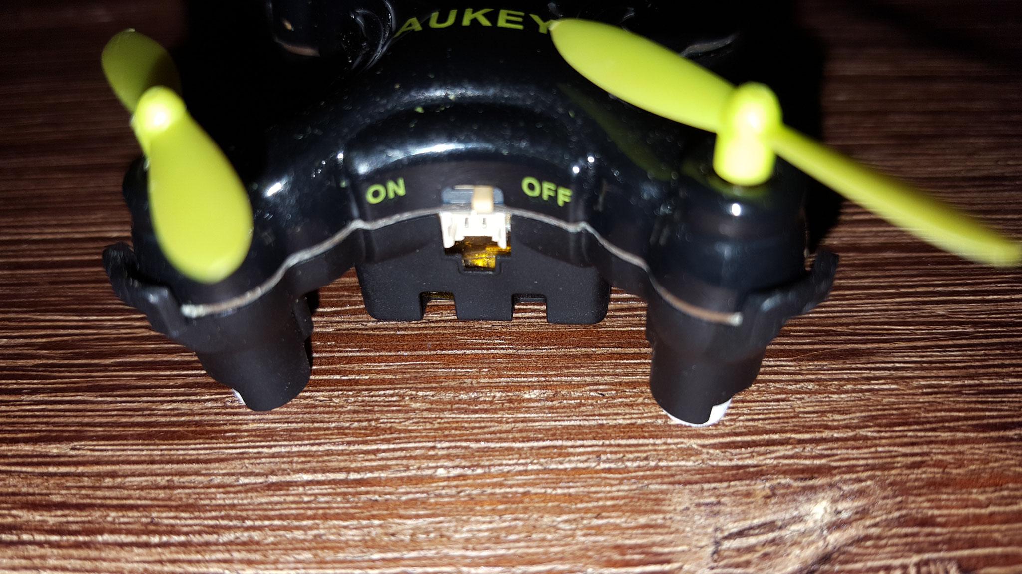 USB Ladeanschluss